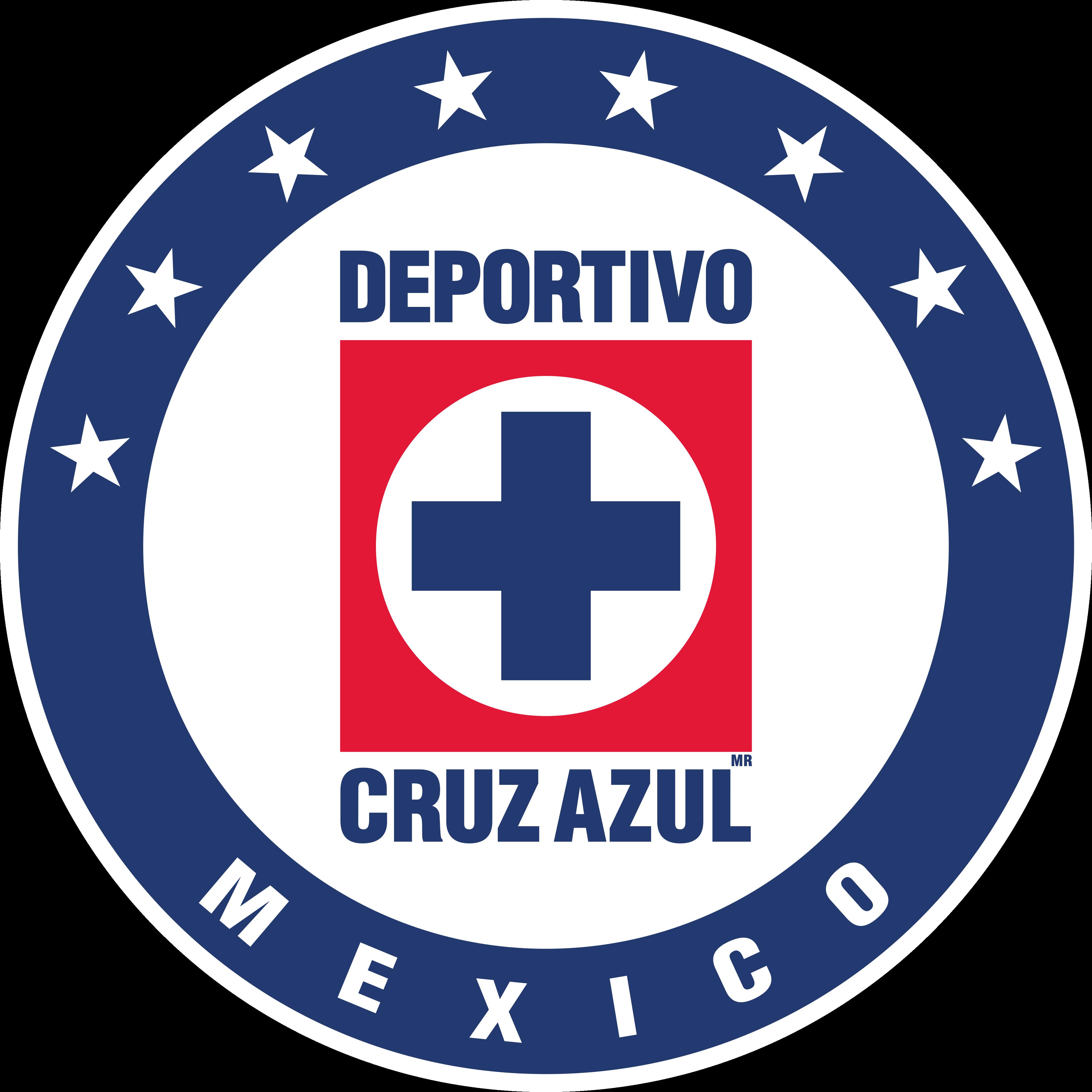Cruz Azul FC Logo.