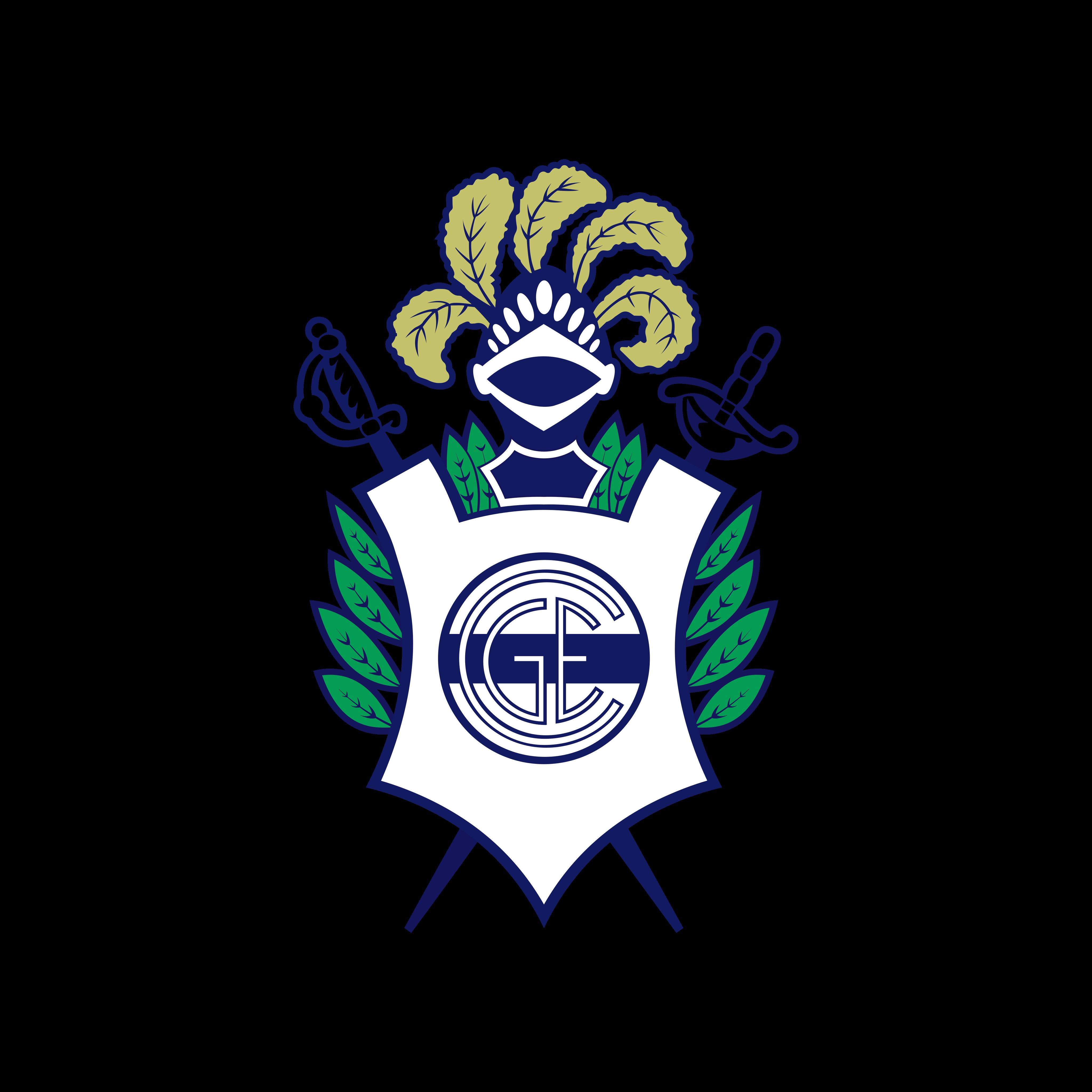 gimnasia y esgrima de la plata logo 0 - Gimnasia y Esgrima La Plata Logo