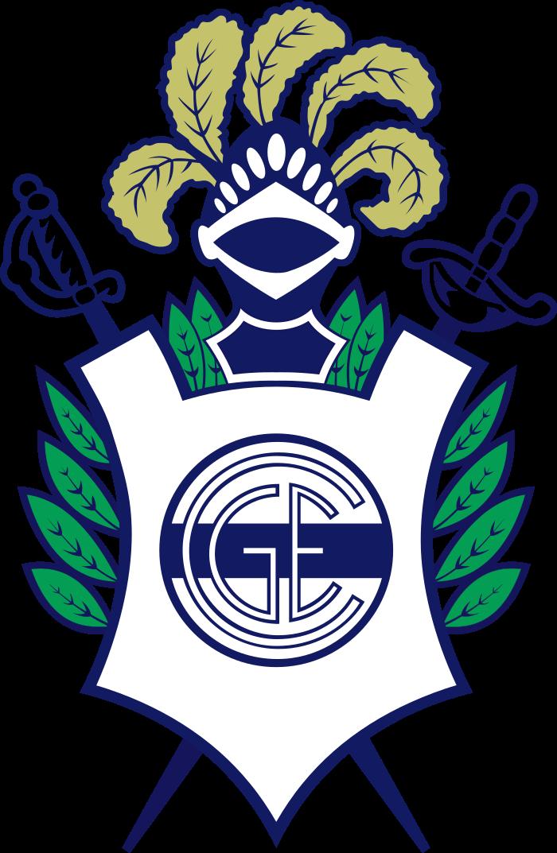 gimnasia y esgrima de la plata logo 3 - Gimnasia y Esgrima La Plata Logo