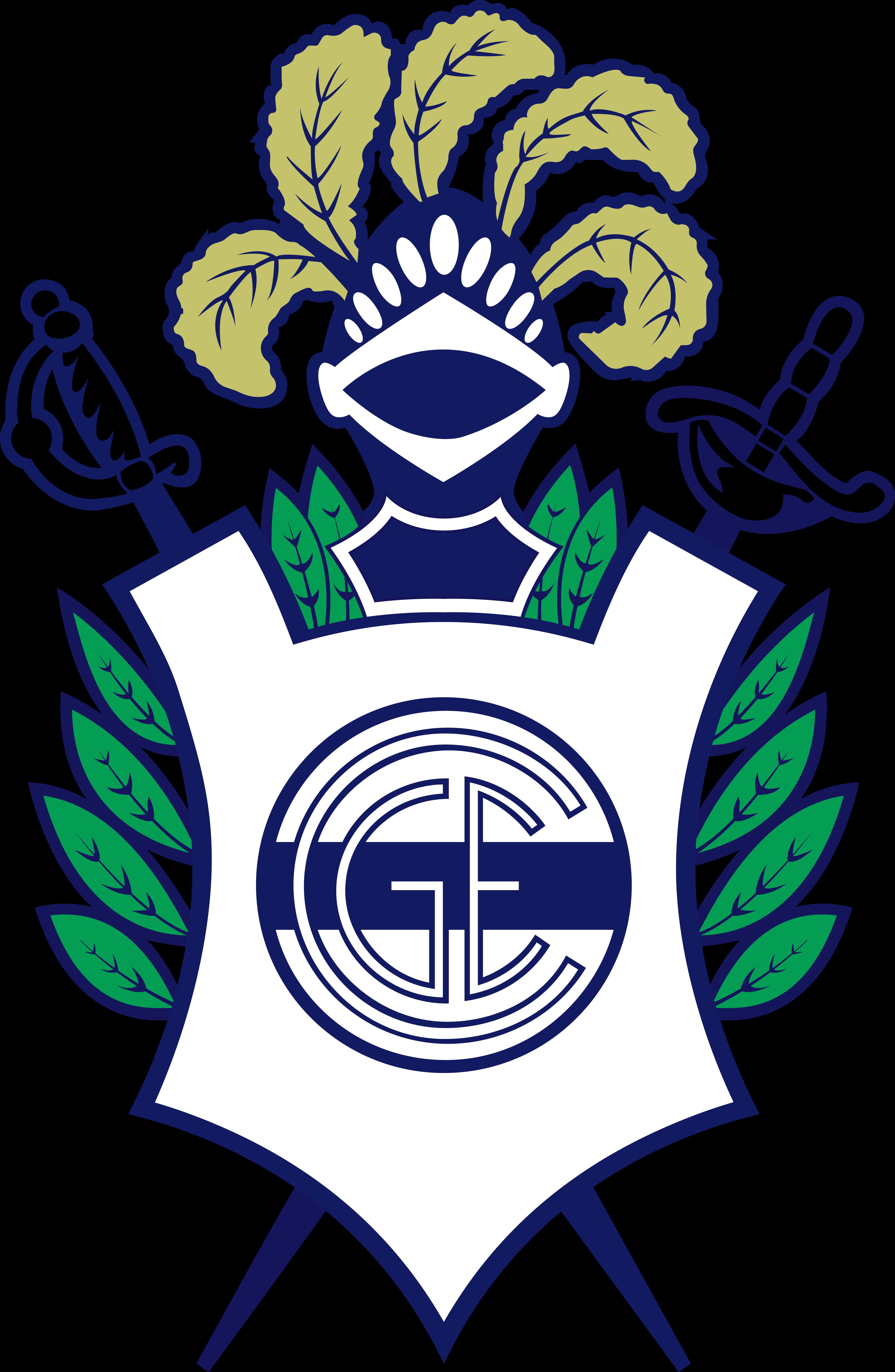 Gimnasia y Esgrima La Plata Logo.