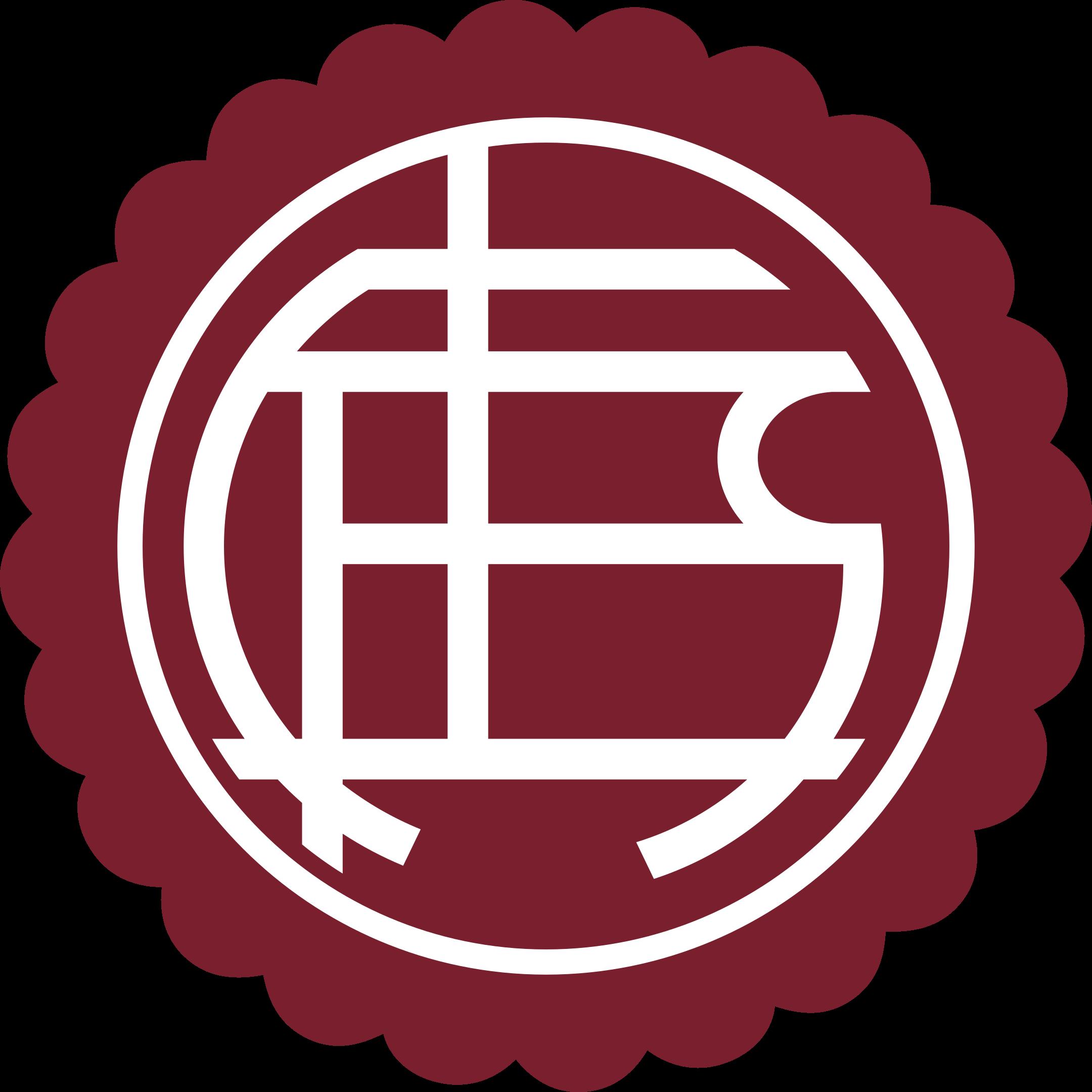 lanus logo 1 - Club Atlético Lanús Logo - Escudo