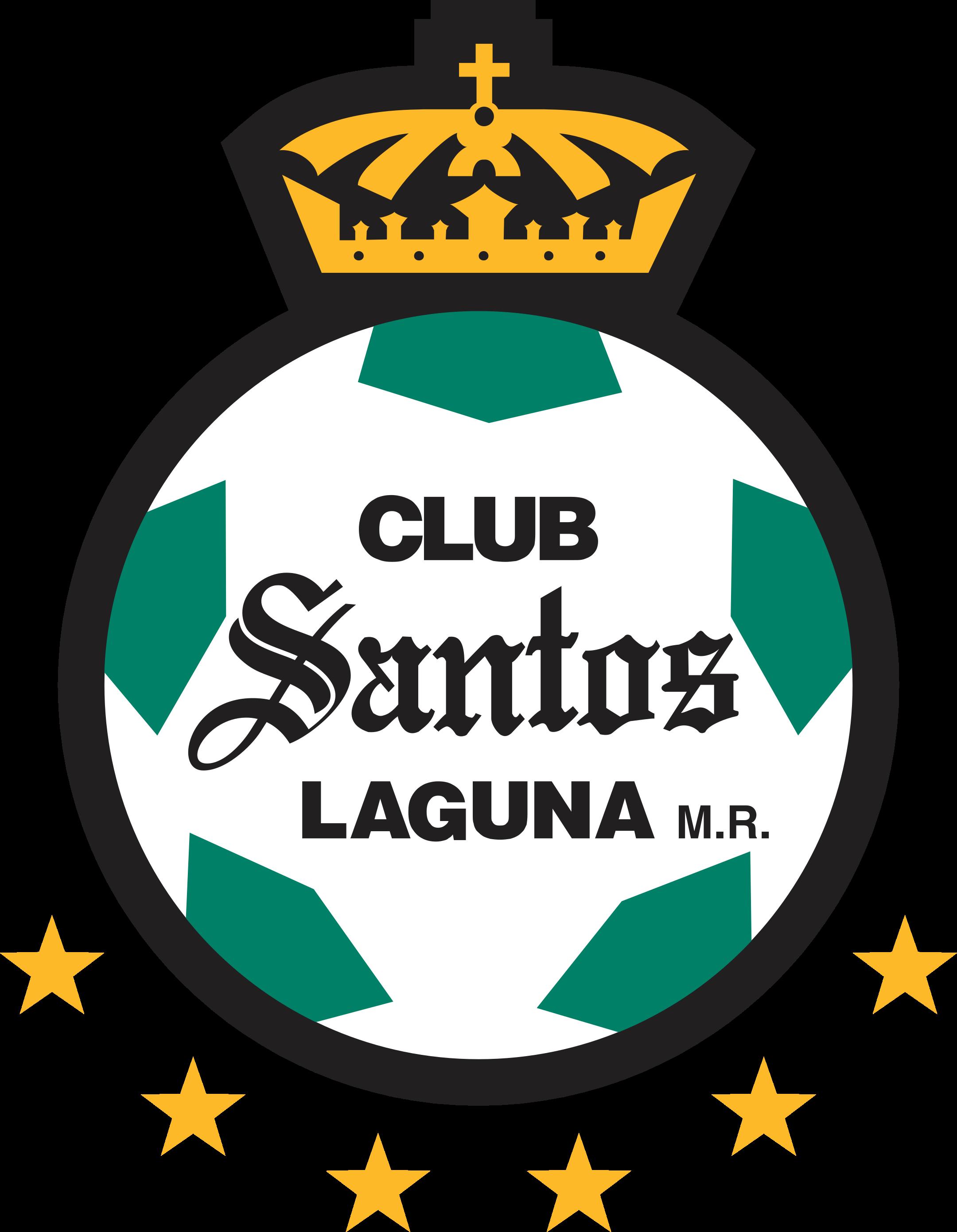 santos laguna logo 1 - Club Santos Laguna Logo - Escudo