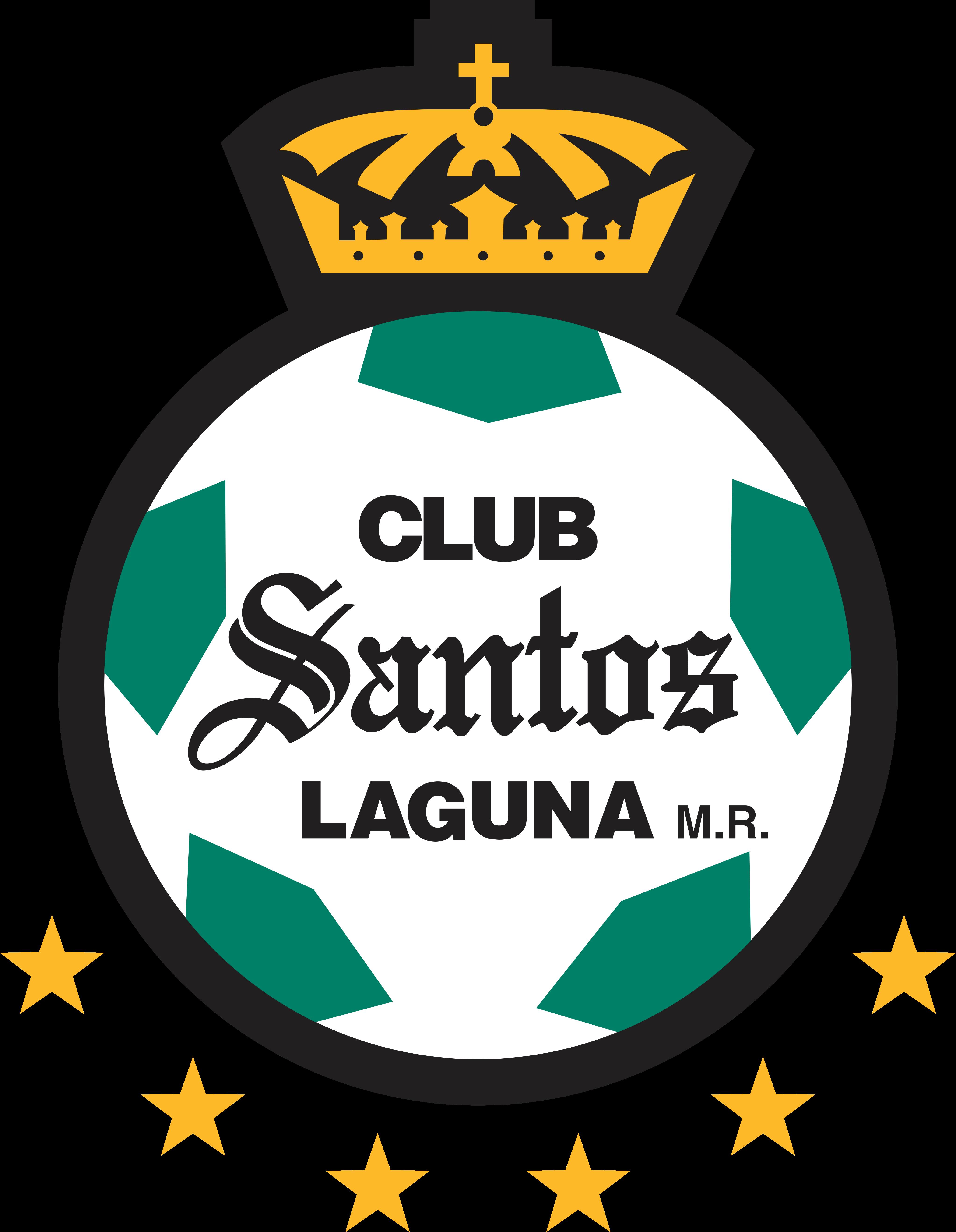 Club Santos Laguna Logo.