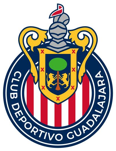 chivas guadalajara logo 4 - Chivas Guadalajara Logo - Escudo
