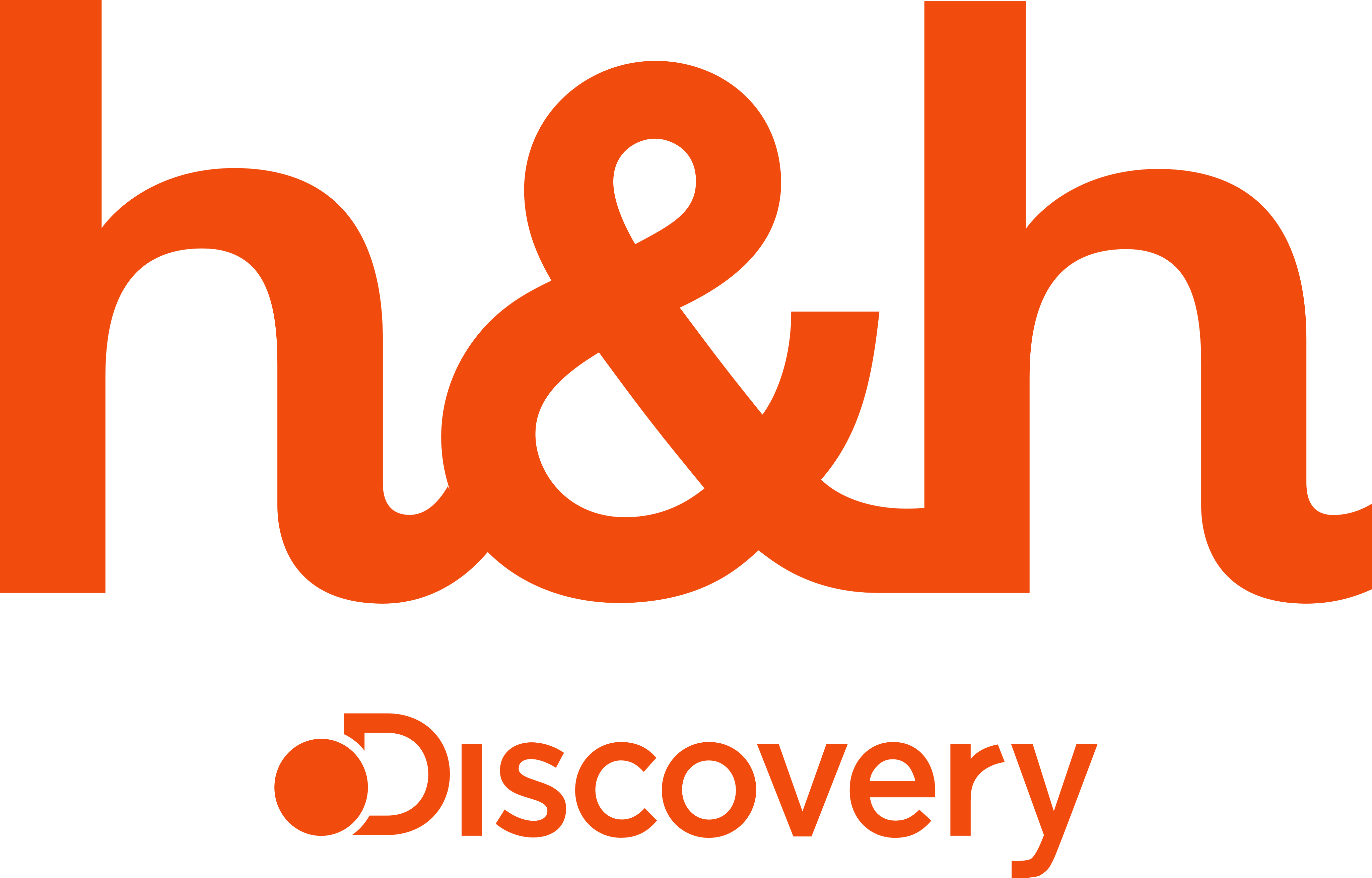 Discovery Home & Health Logo.