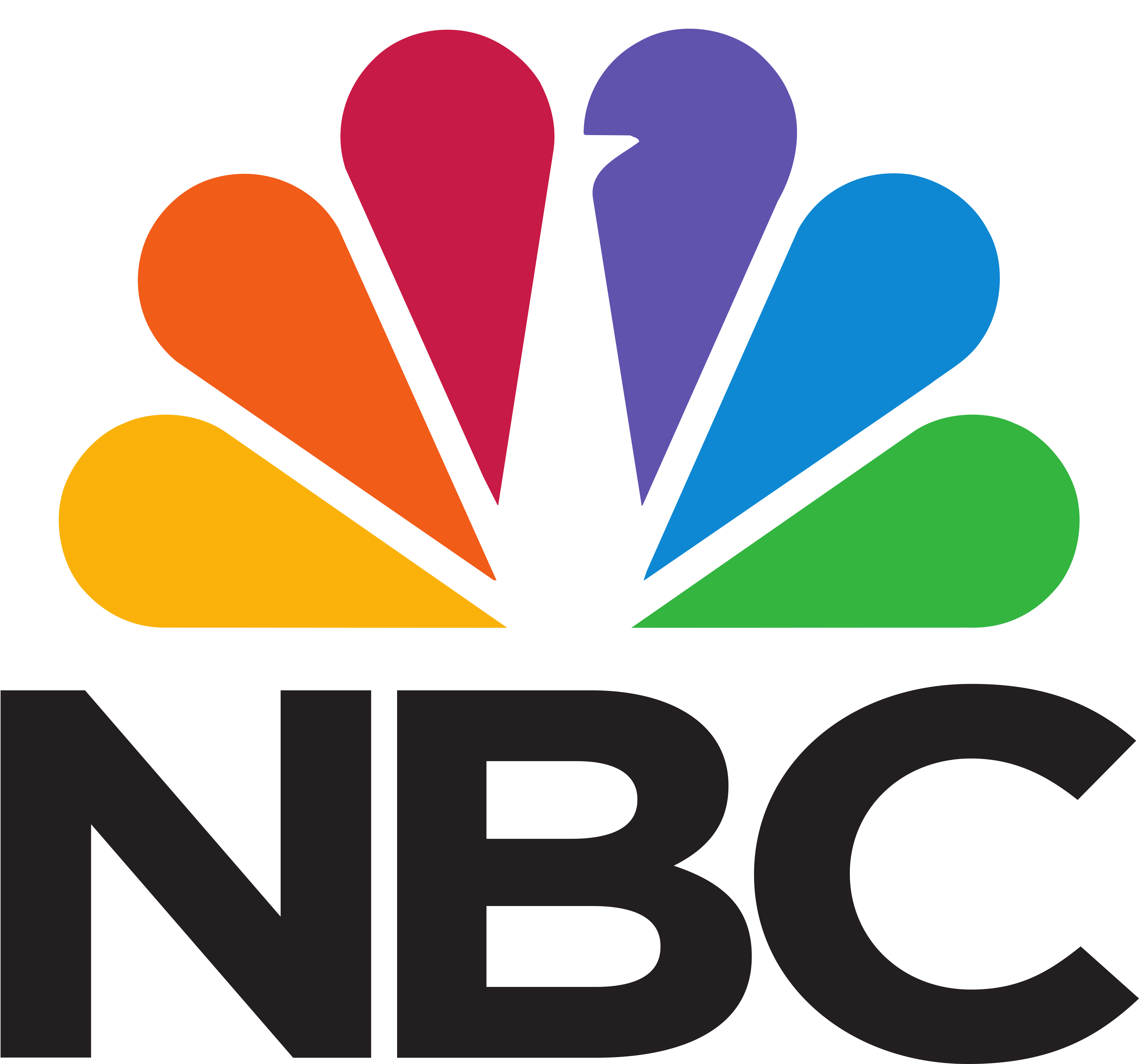 nbc logo 1 - NBC Logo