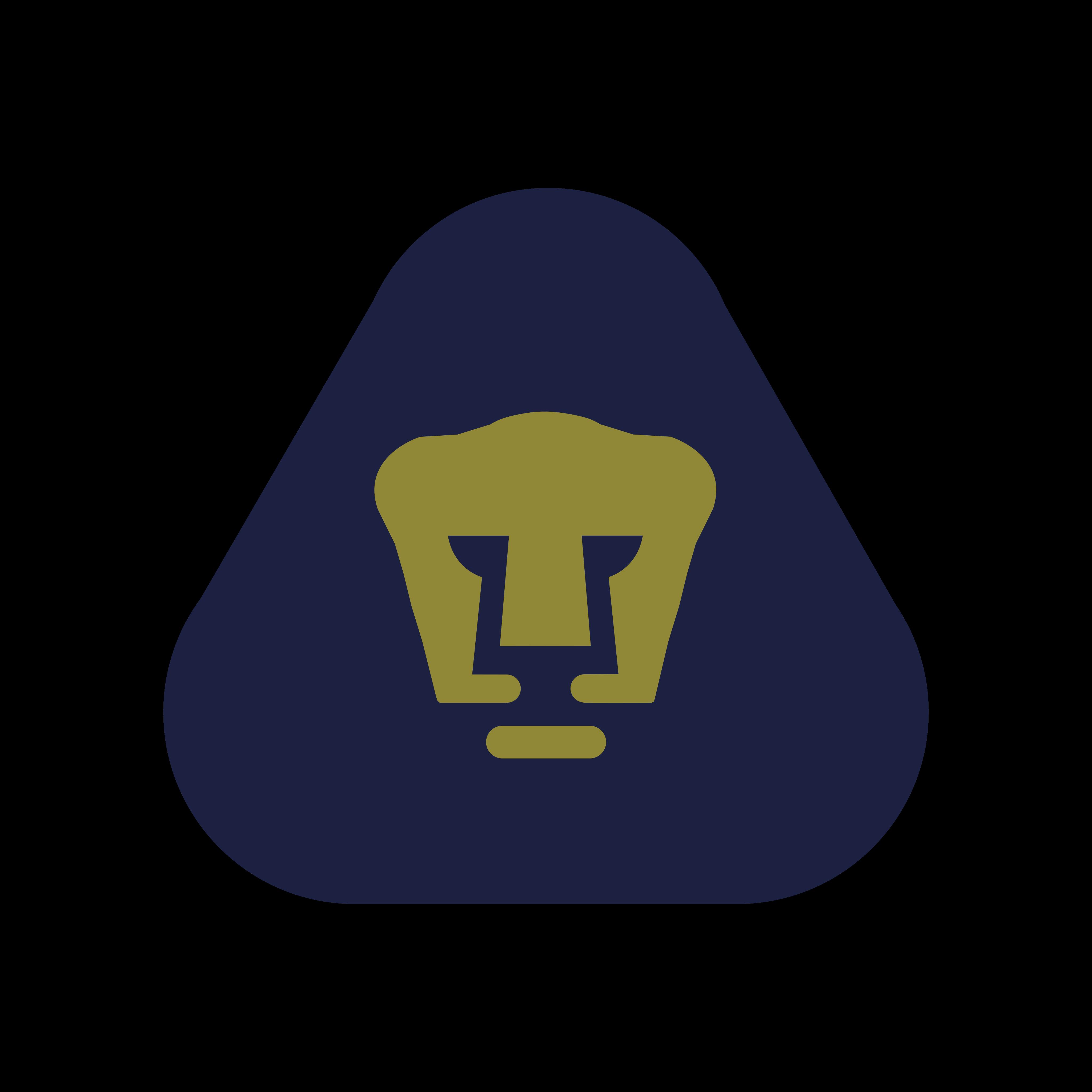 pumas unam logo 0 - Pumas UNAM Logo - Escudo