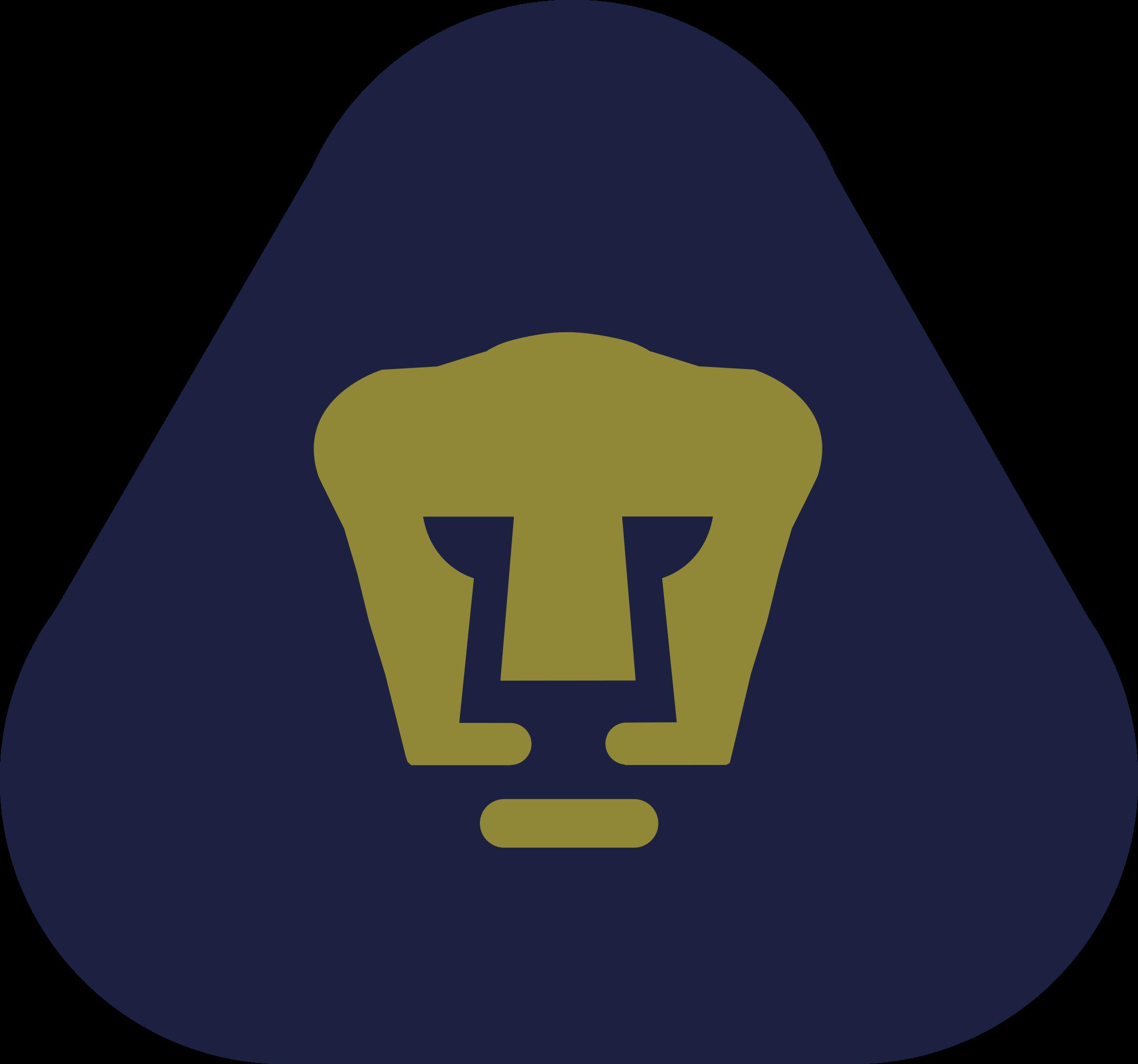 pumas unam logo 1 - Pumas UNAM Logo - Escudo