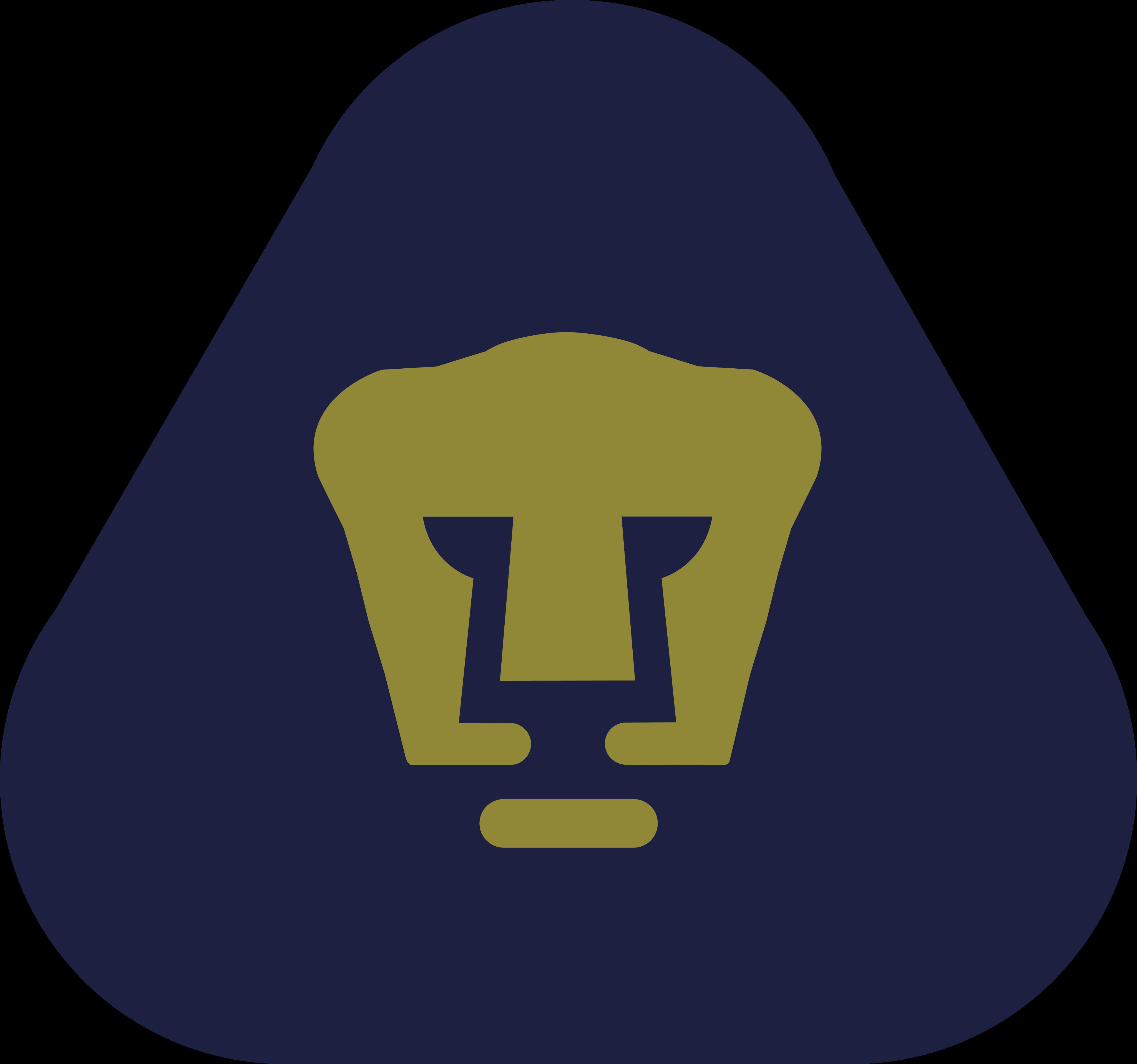pumas unam logo - Pumas UNAM Logo