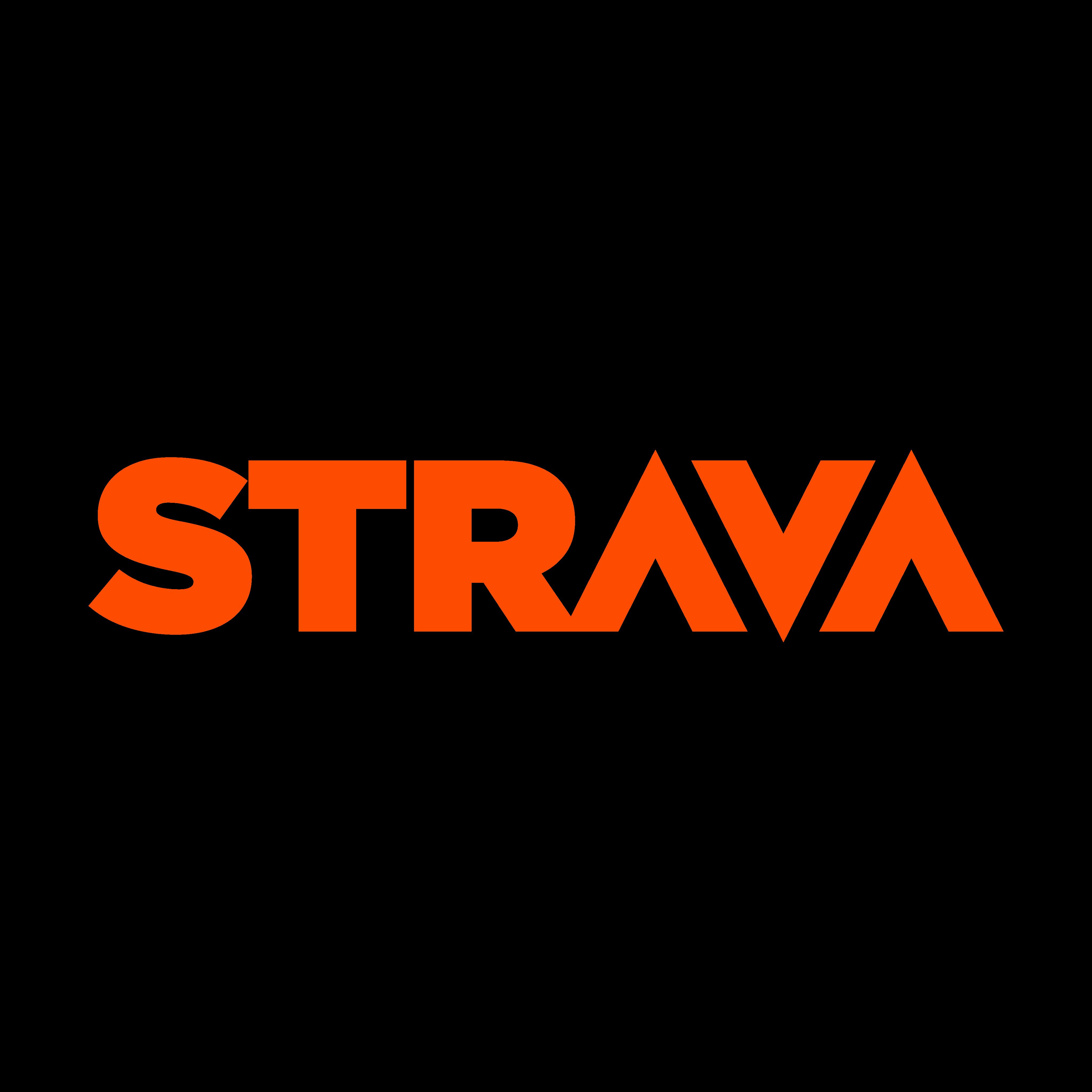 strava logo 0 - Strava Logo