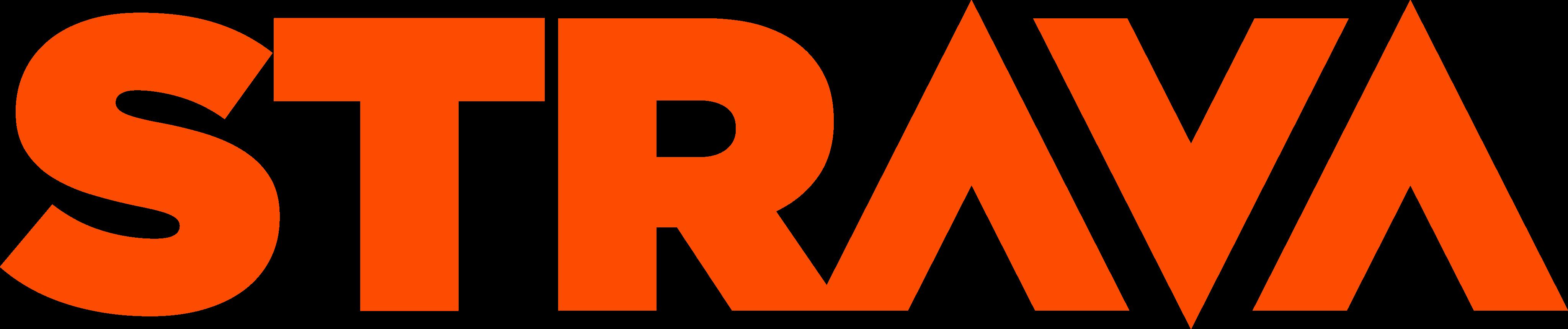Strava Logo.