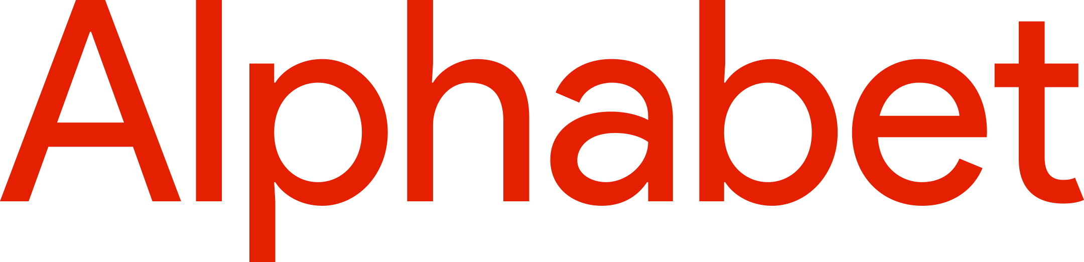 alphabet logo 1 - Alphabet Logo