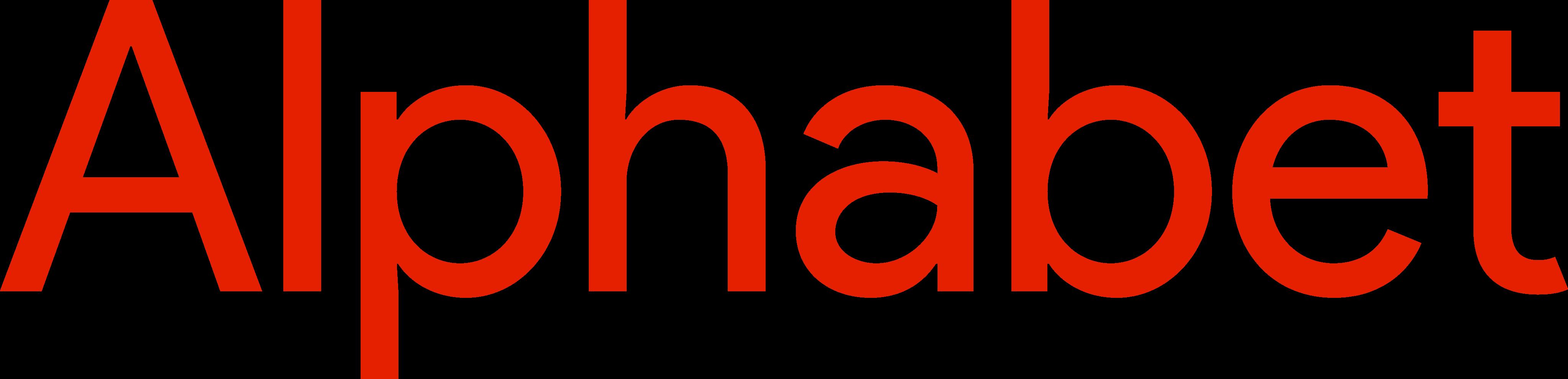 Alphabet Logo.