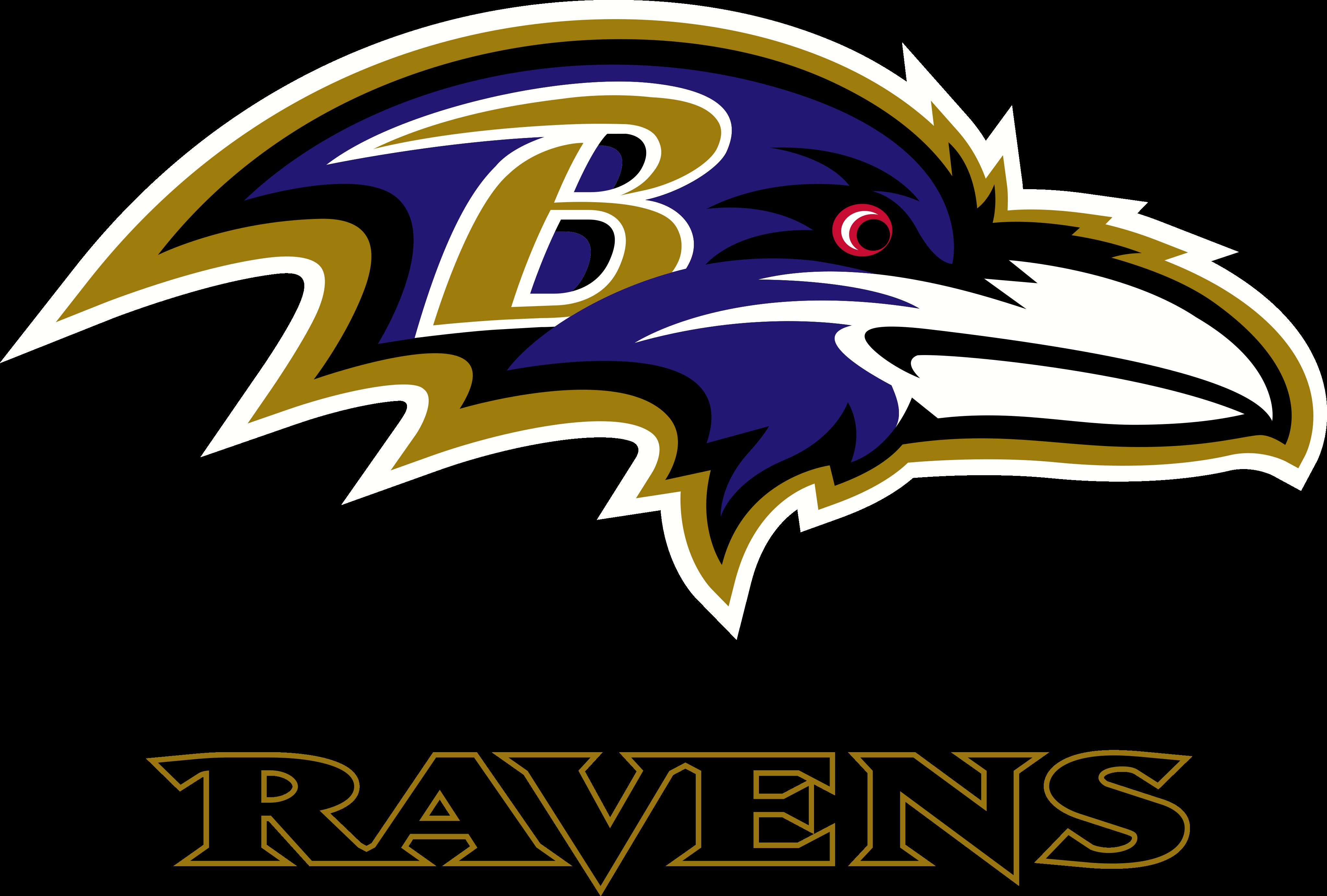 baltimore ravens logo 1 - Baltimore Ravens Logo