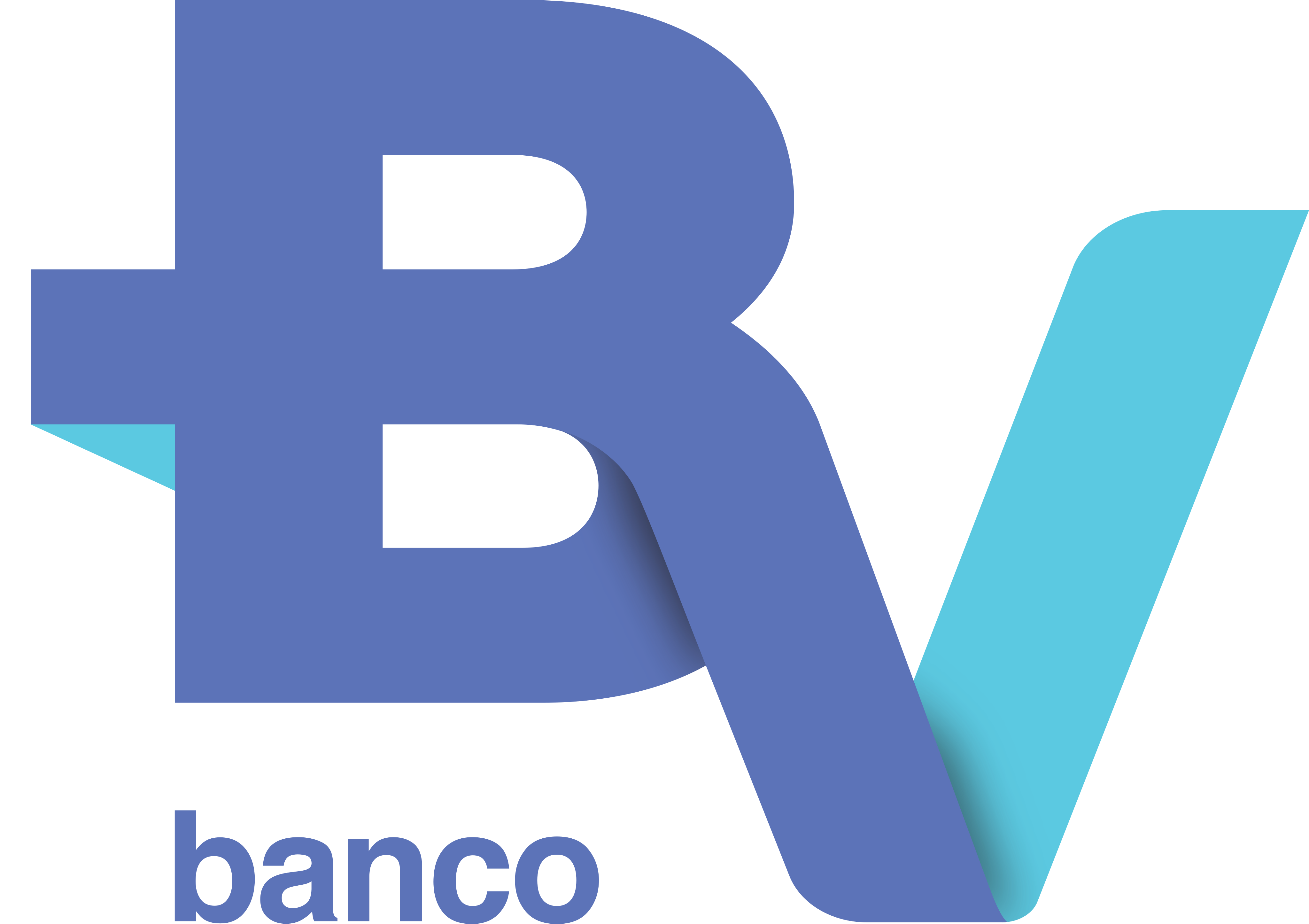 Banco BV Logo.