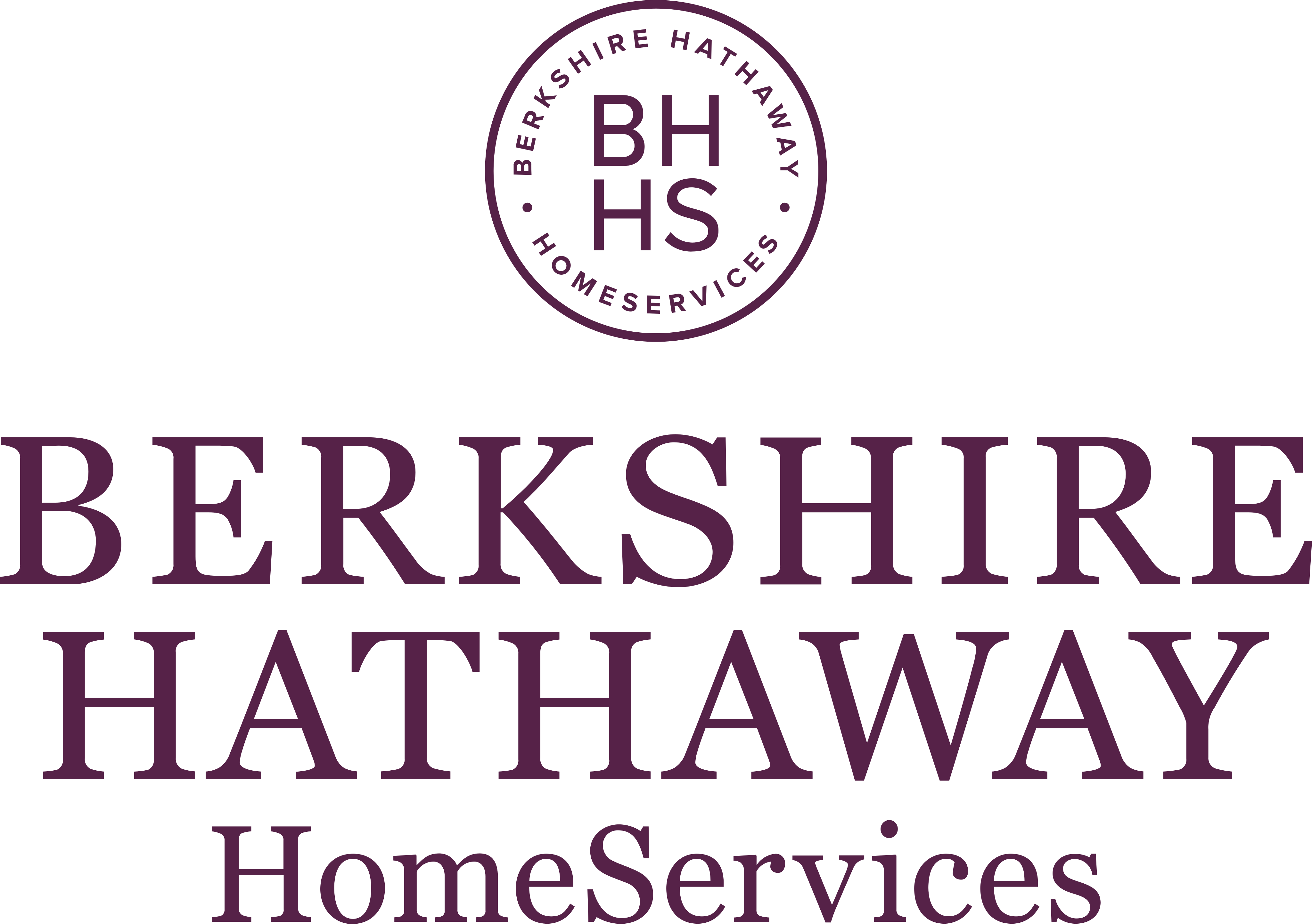 berkshire hathaway home services logo - Berkshire Hathaway HomeServices Logo