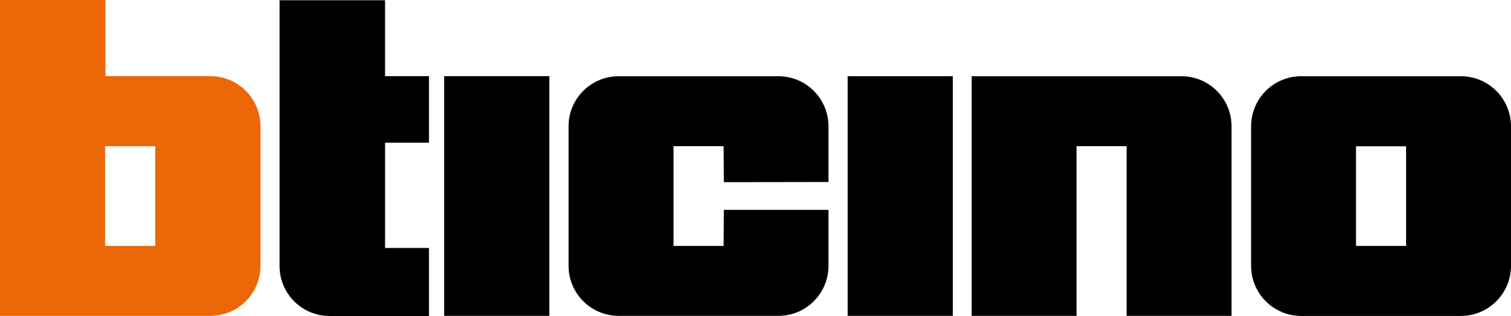 bticino logo 1 - Bticino Logo