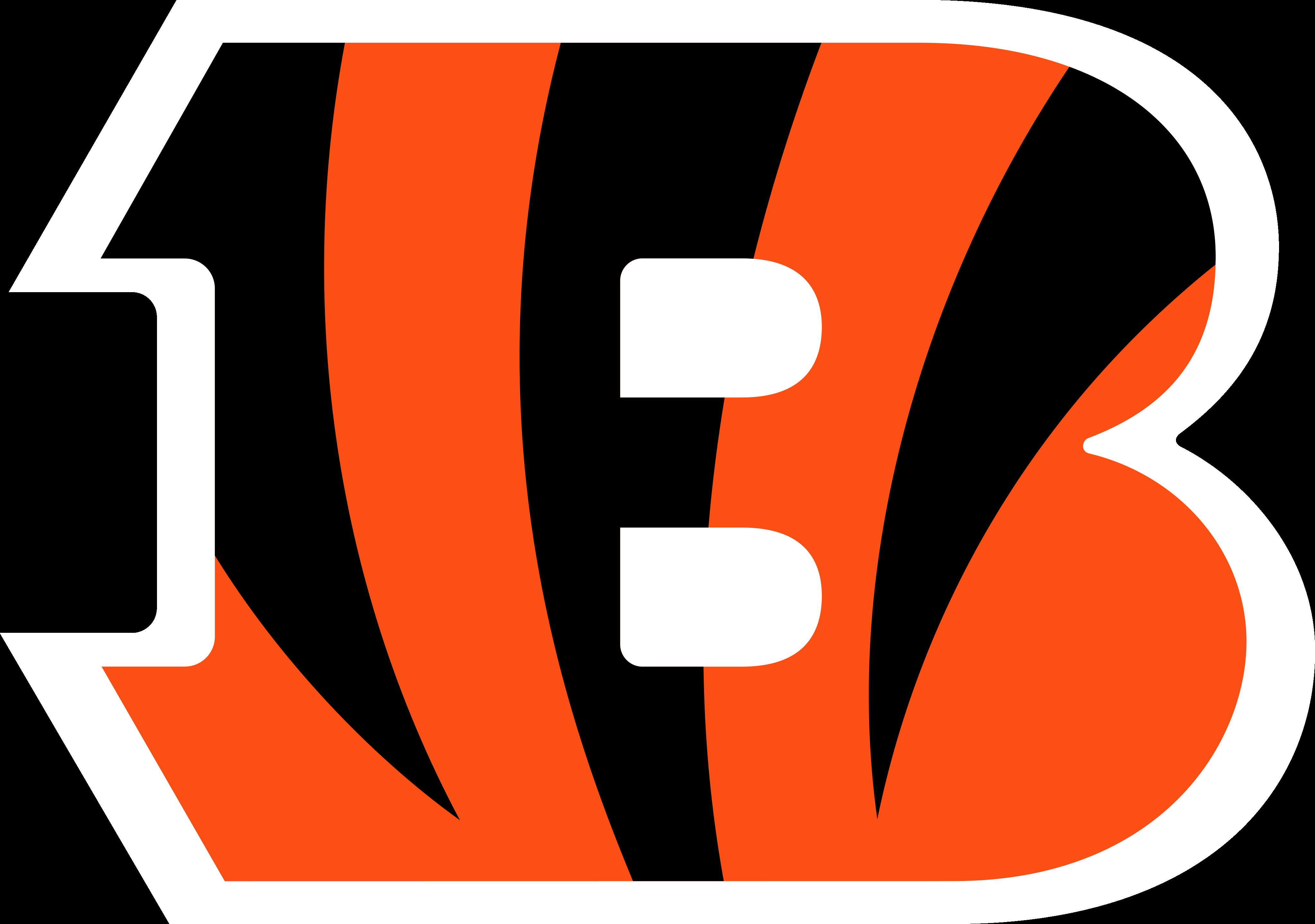 cincinnati bengals logo 1 - Cincinnati Bengals Logo