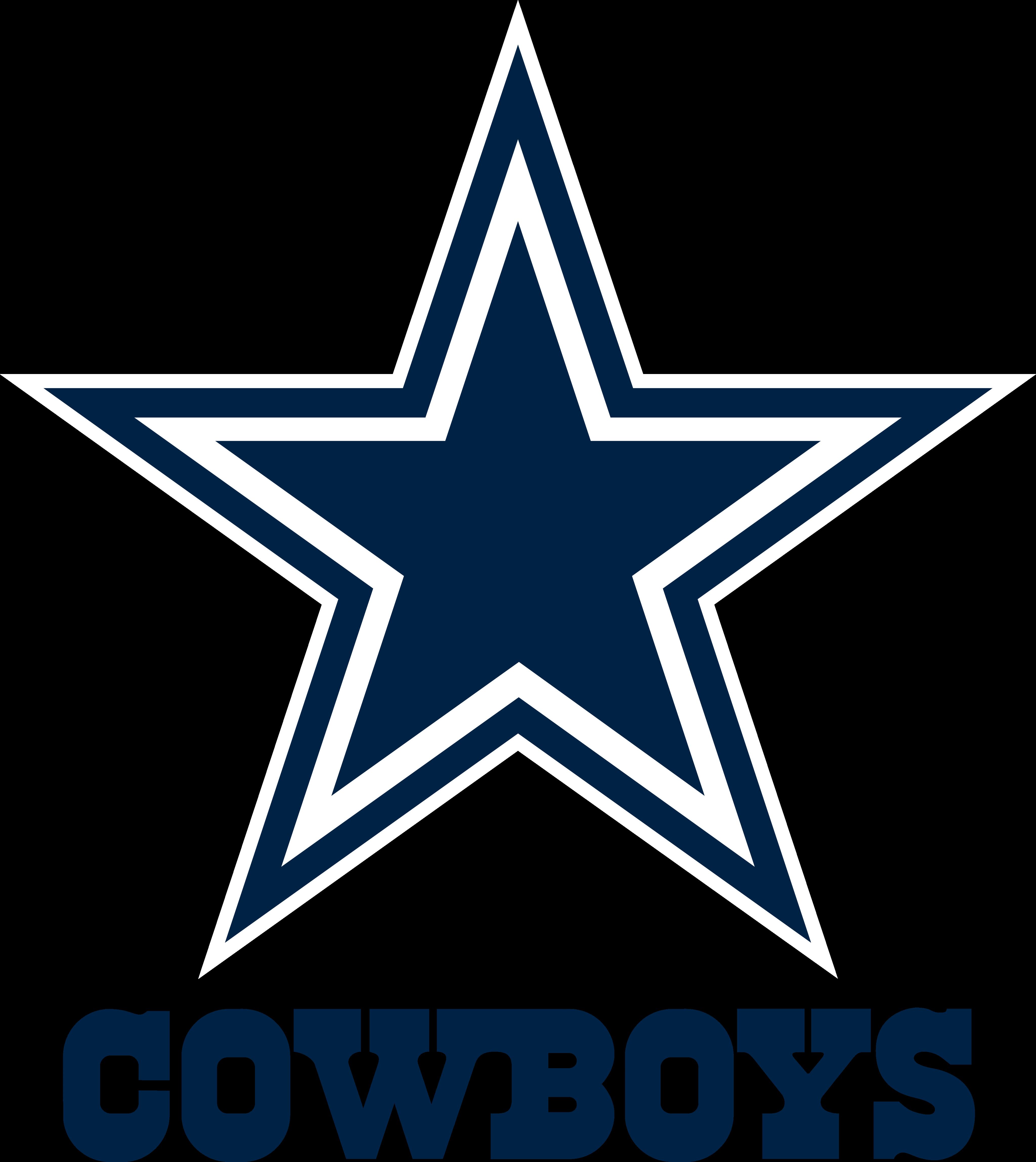 dallas cowboys logo - png e vetor - download de logo  logo download
