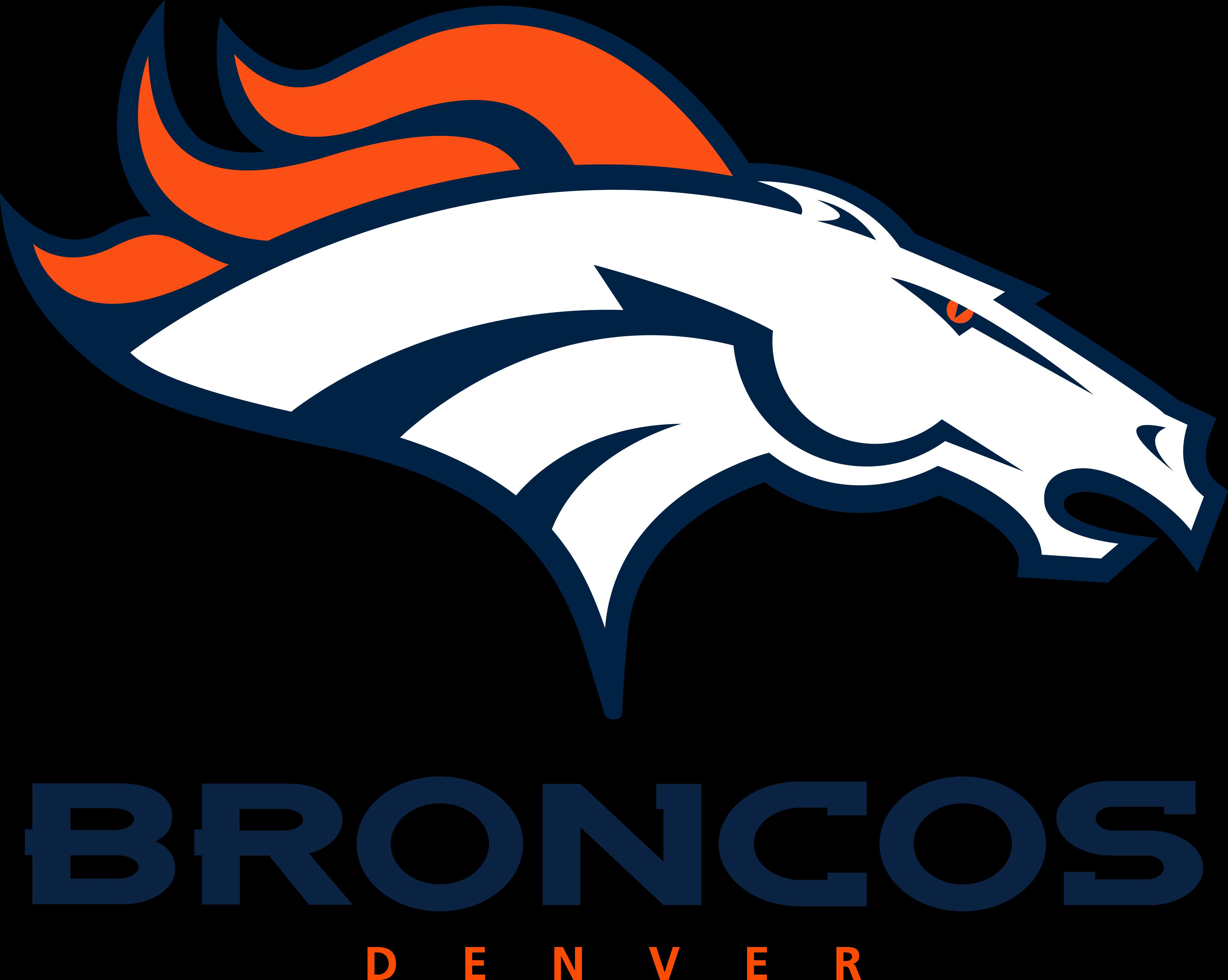 Denver Broncos Logo.