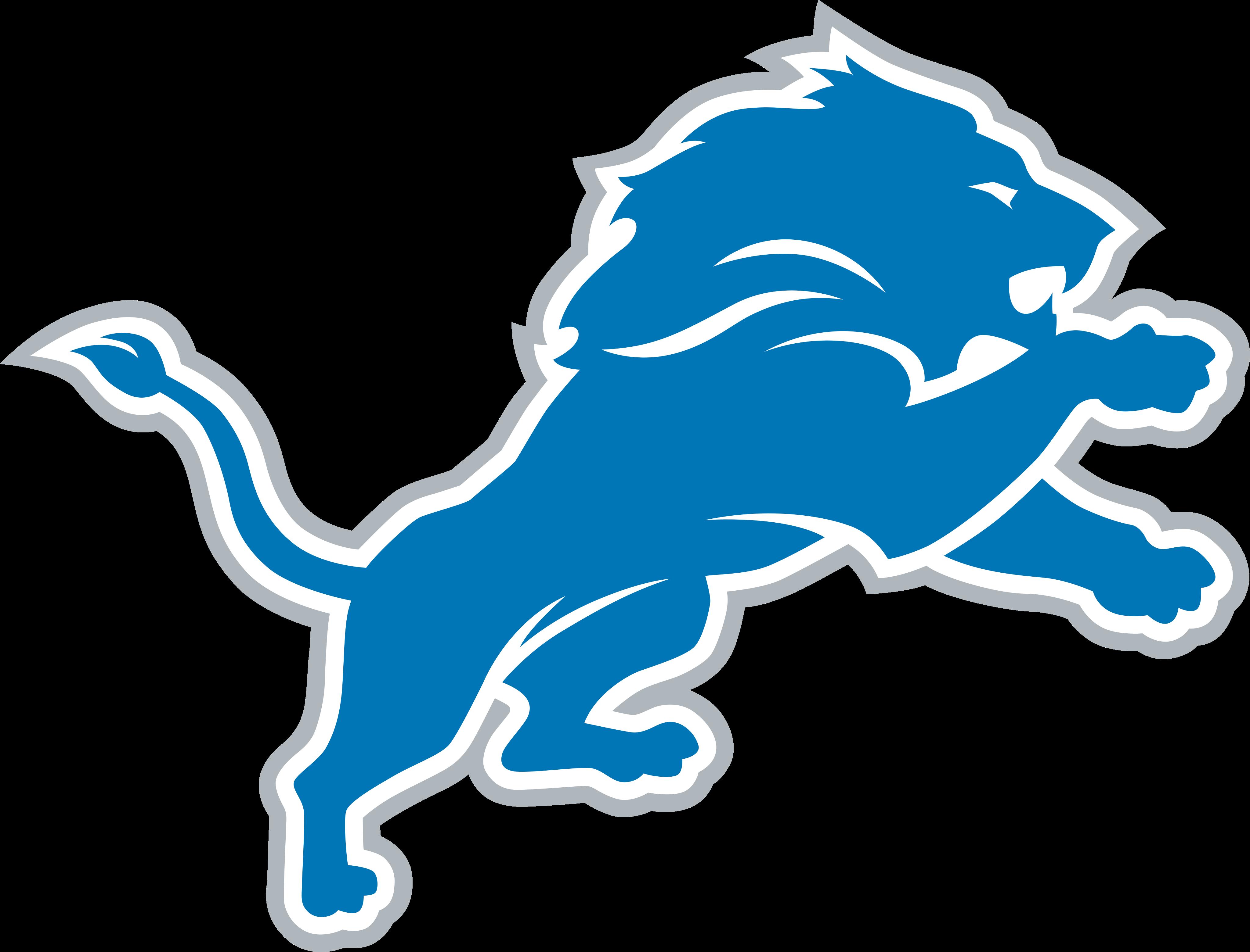 detroit lions logo 1 - Detroit Lions Logo