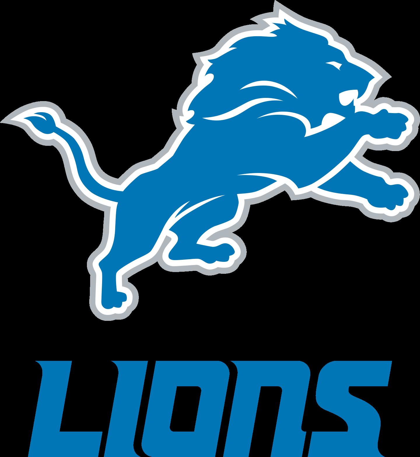 detroit lions logo 2 - Detroit Lions Logo