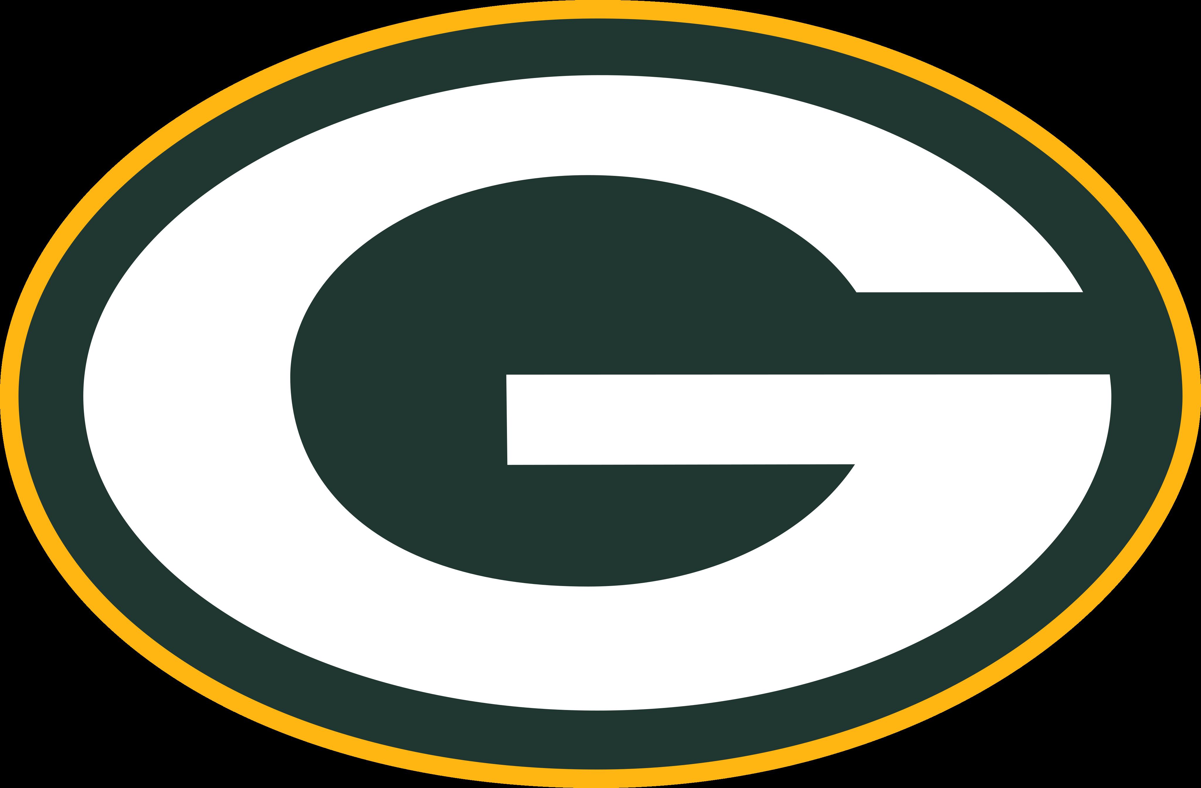 green bay packers logo 1 - Green Bay Packers Logo