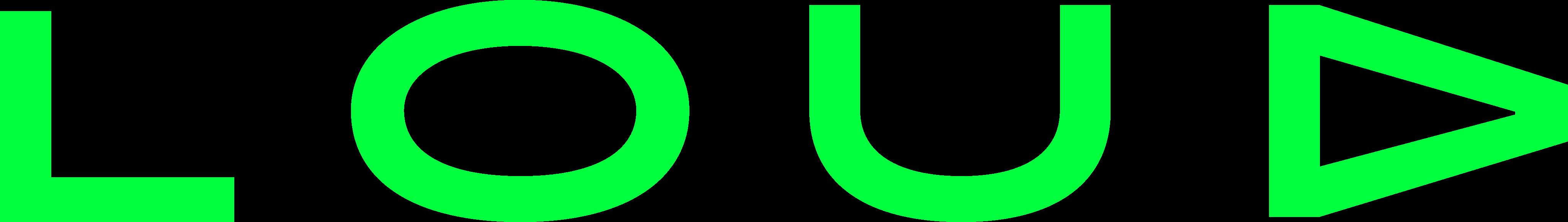 LOUD Logo.