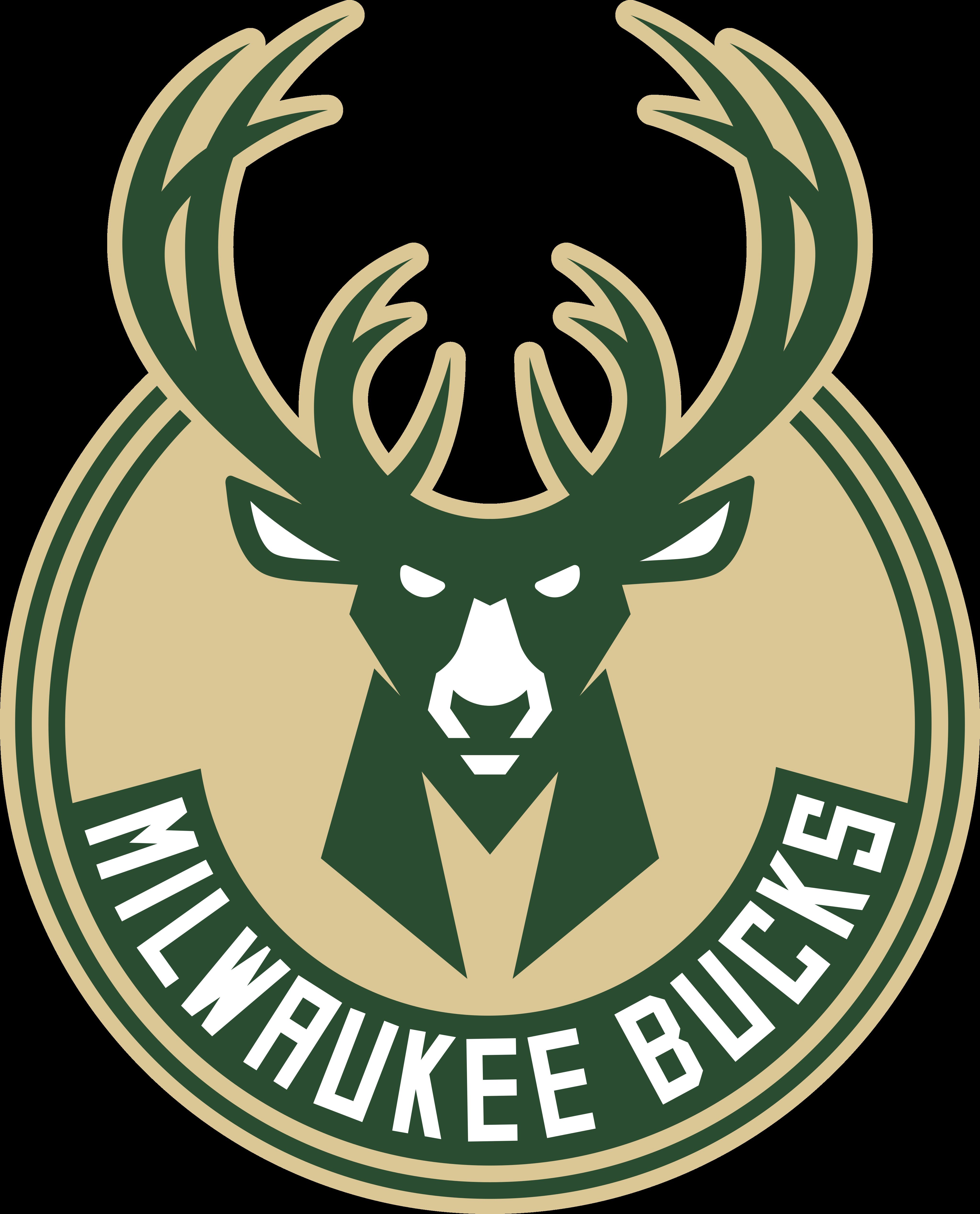 Milwaukee Bucks Logo,