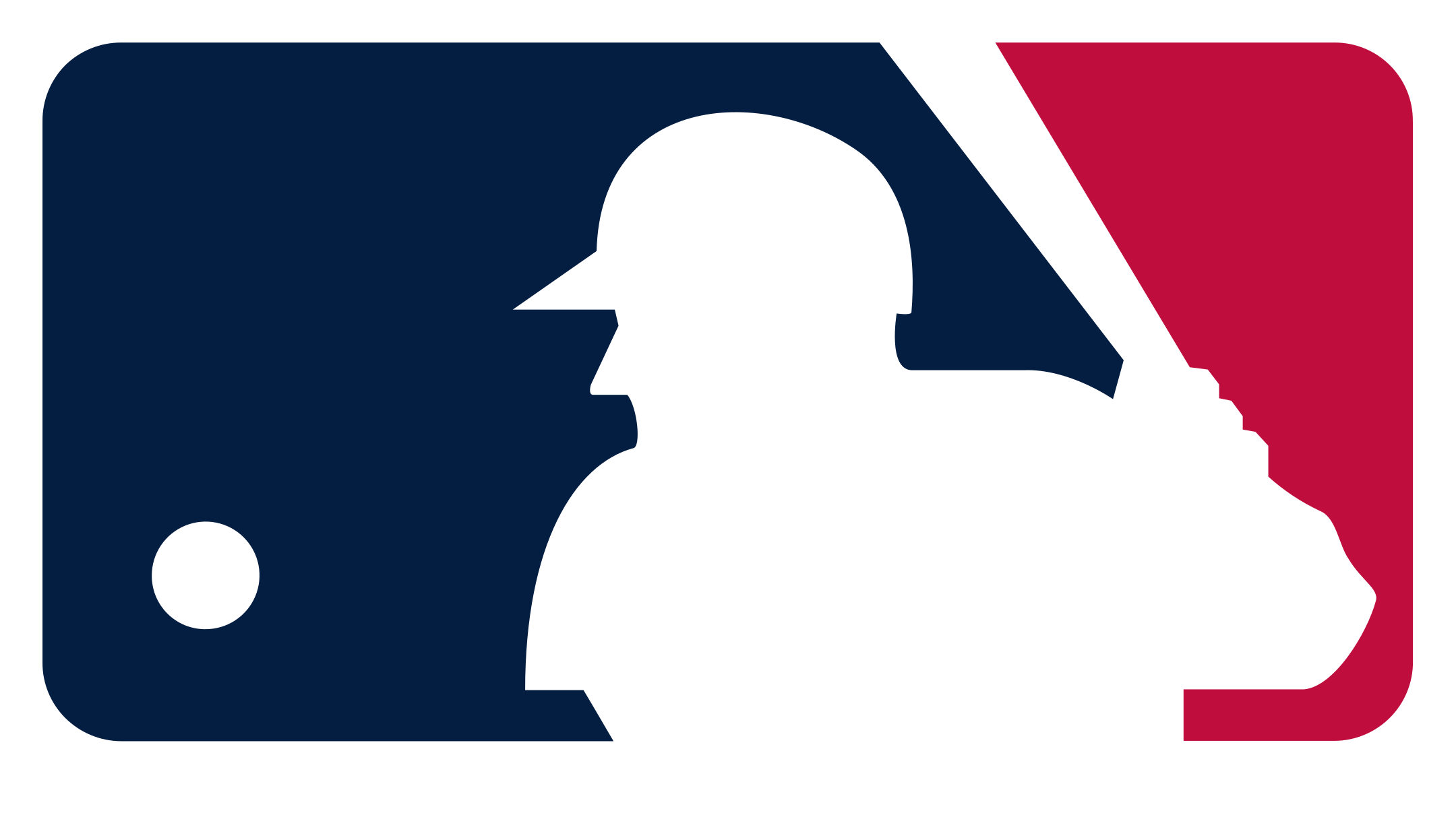 mlb logo 1 - MLB Logo - Major League Baseball Logo