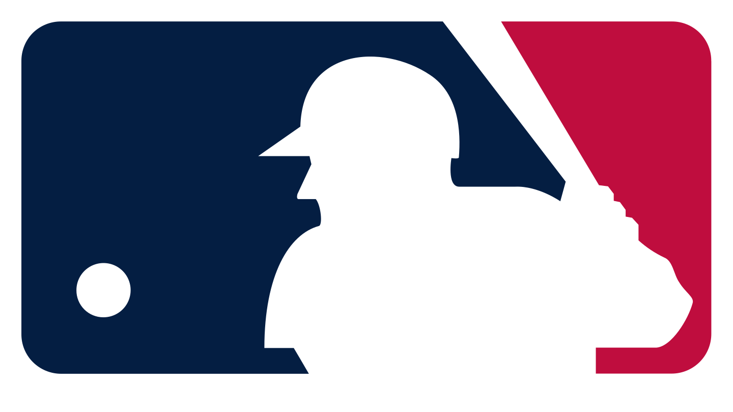 mlb logo 2 - MLB Logo - Major League Baseball Logo