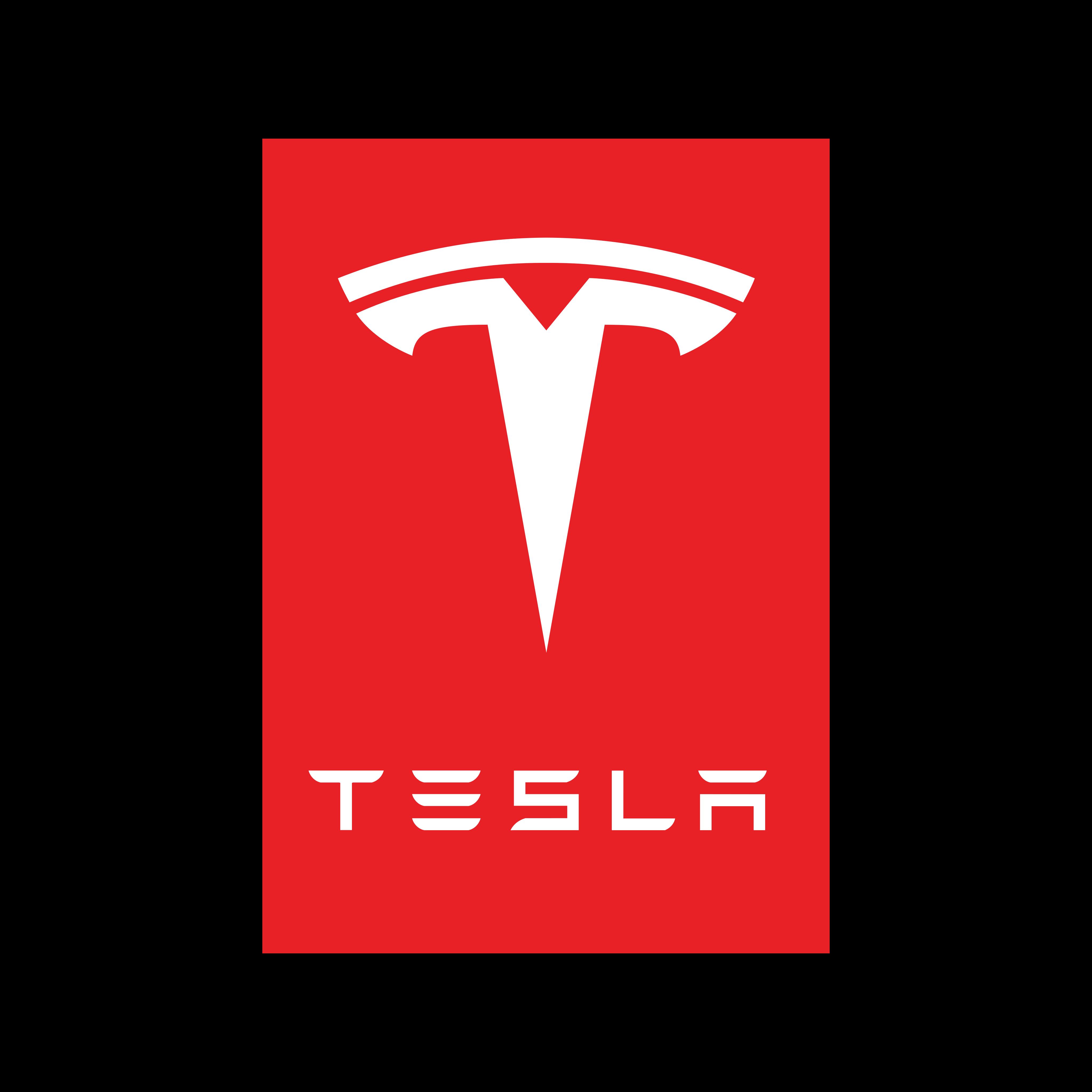 tesla logo 0 - Tesla Logo