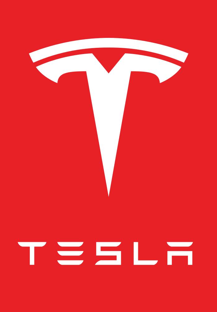 tesla logo 3 - Tesla Logo
