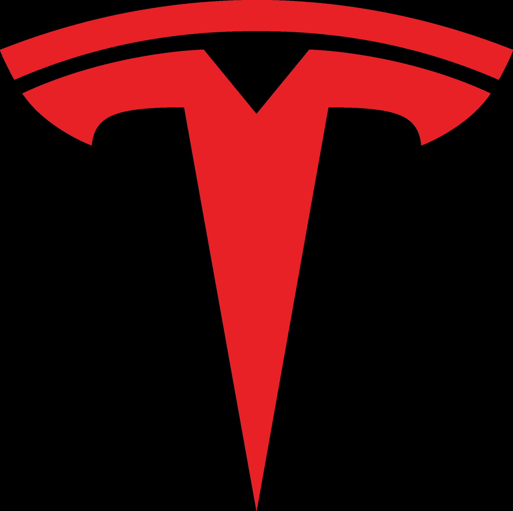 tesla logo 8 - Tesla Logo