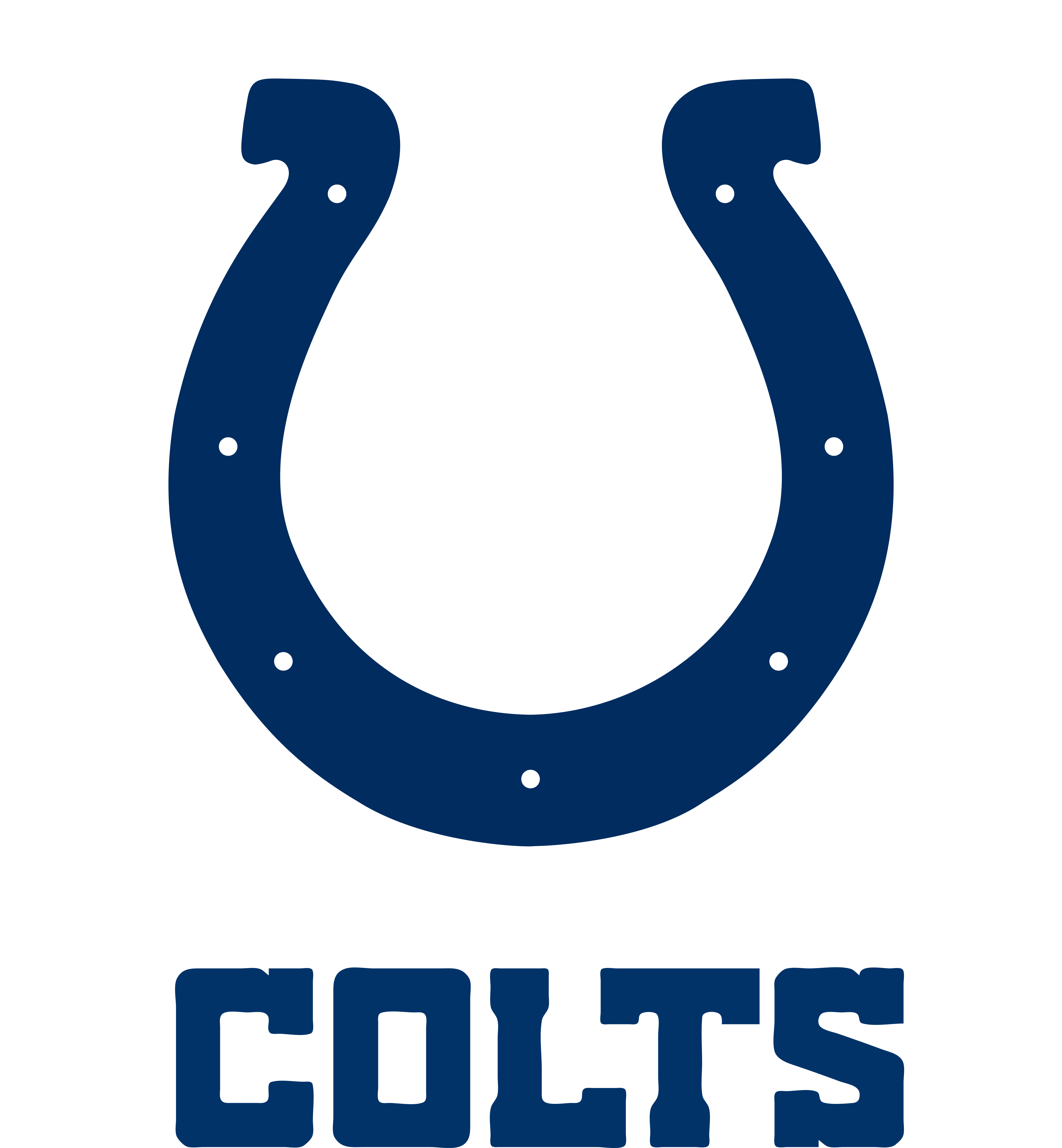 indianapolis colts logo 1 - Indianapolis Colts Logo