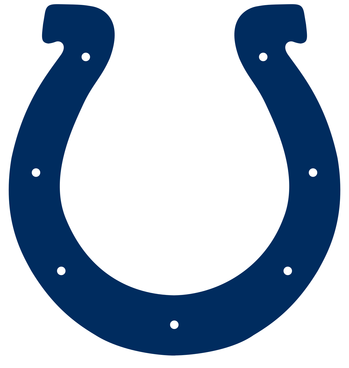 indianapolis colts logo 2 - Indianapolis Colts Logo