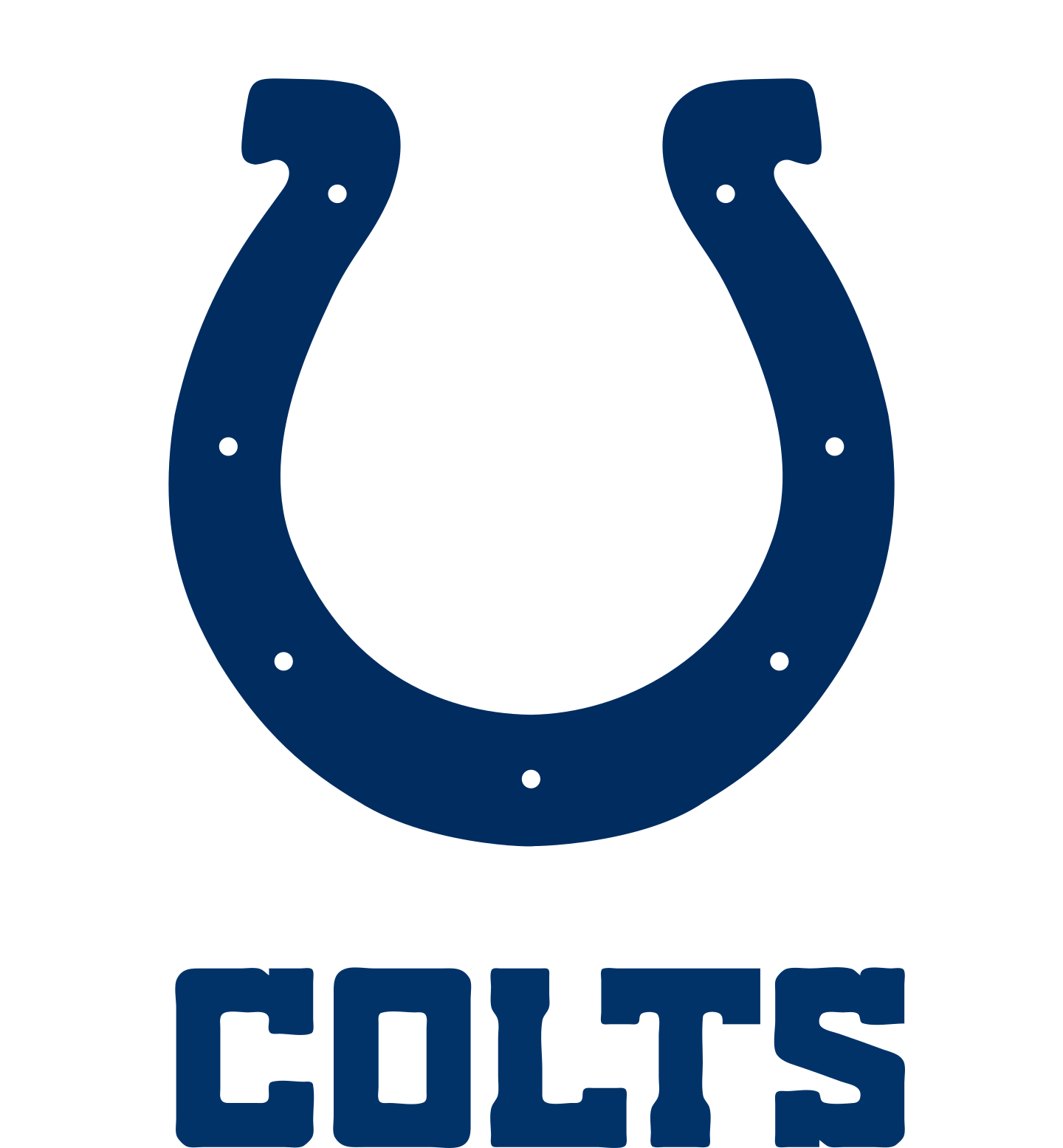indianapolis colts logo 3 - Indianapolis Colts Logo