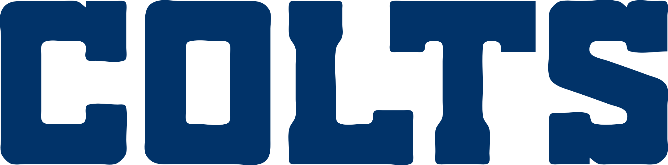 indianapolis colts logo 5 - Indianapolis Colts Logo
