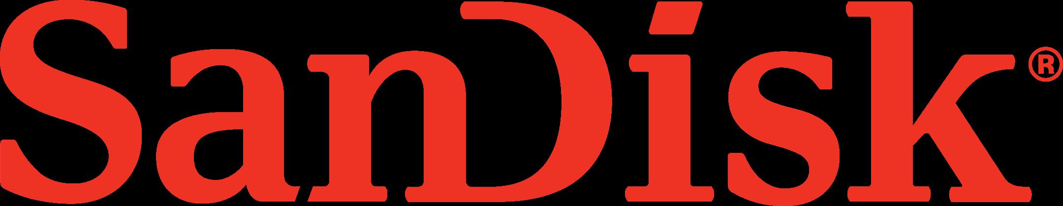 sandisk logo 1 - SanDisk Logo