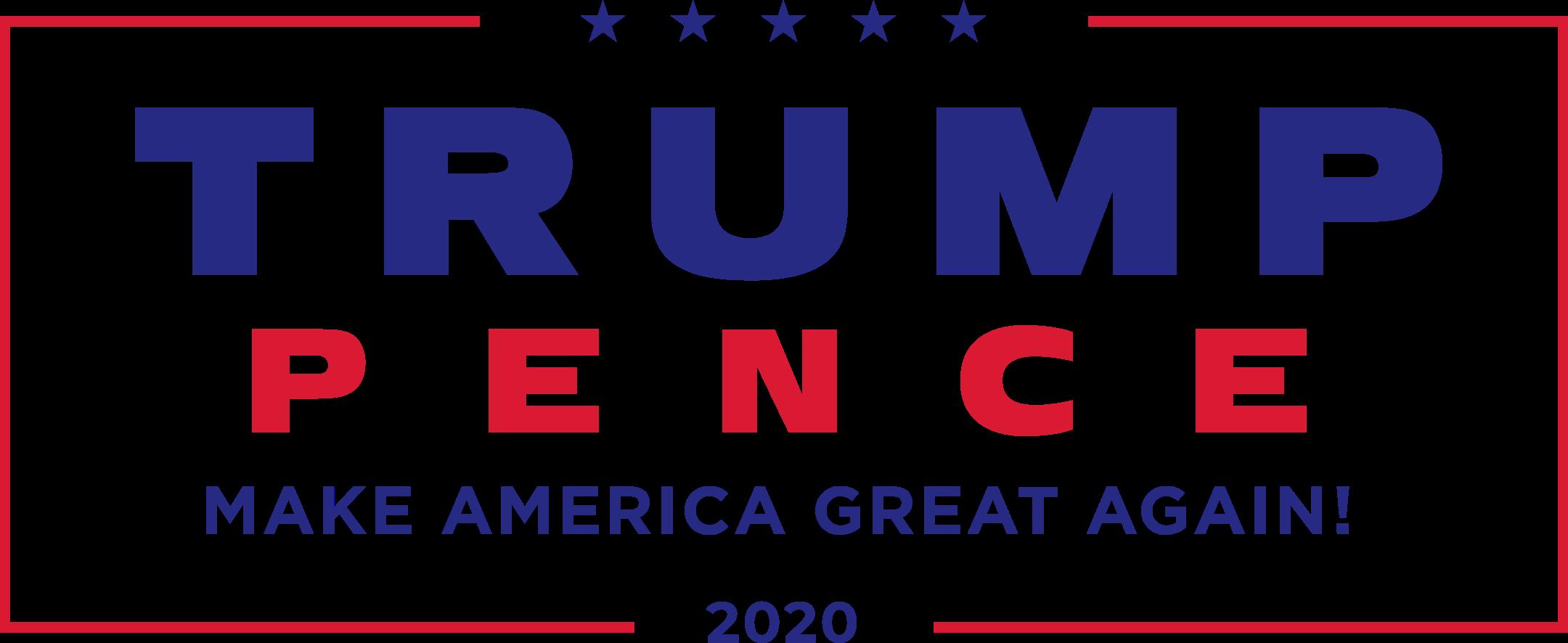 trump president 2020 logo 1 - Trump President 2020 Logo