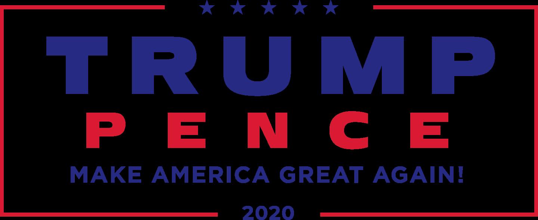 trump president 2020 logo 2 - Trump President 2020 Logo