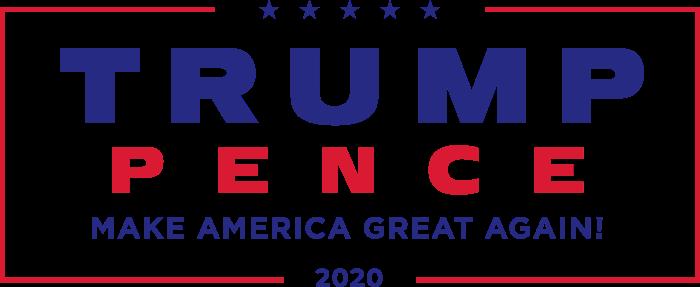 trump president 2020 logo 3 - Trump President 2020 Logo