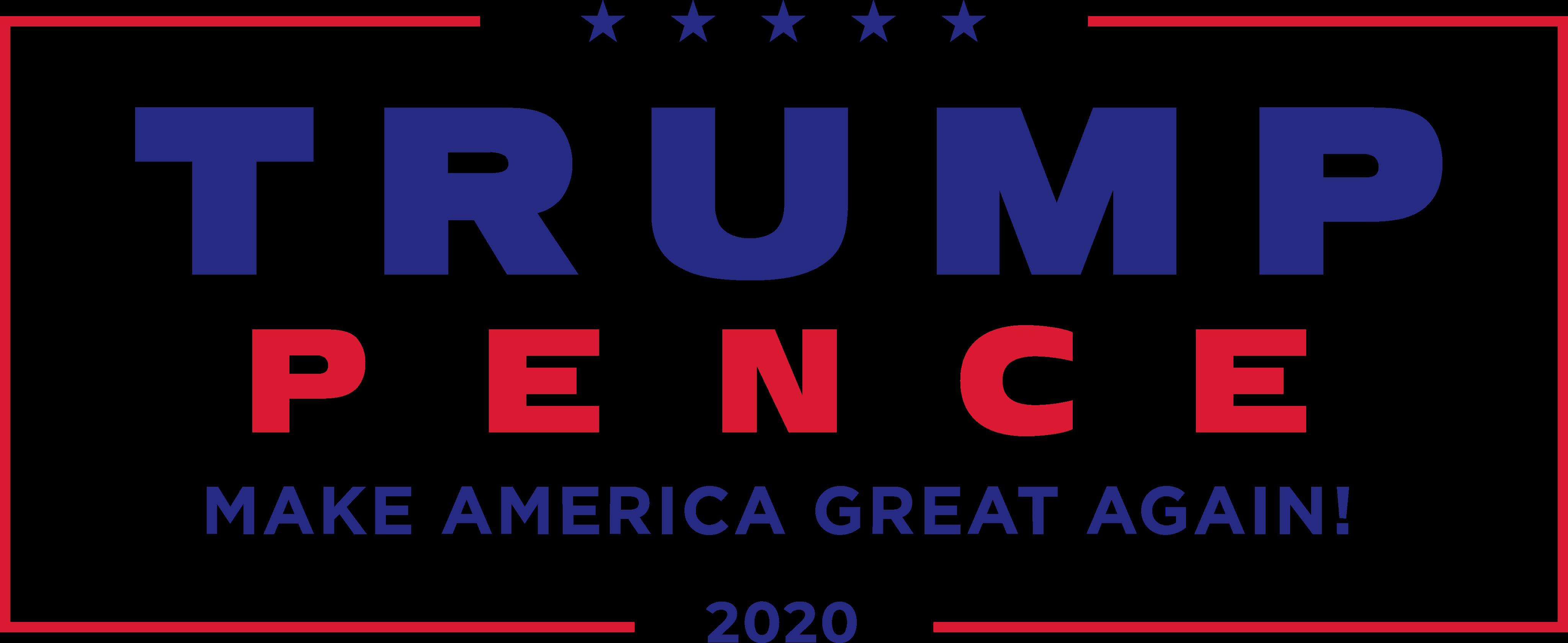 trump president 2020 logo - Trump President 2020 Logo