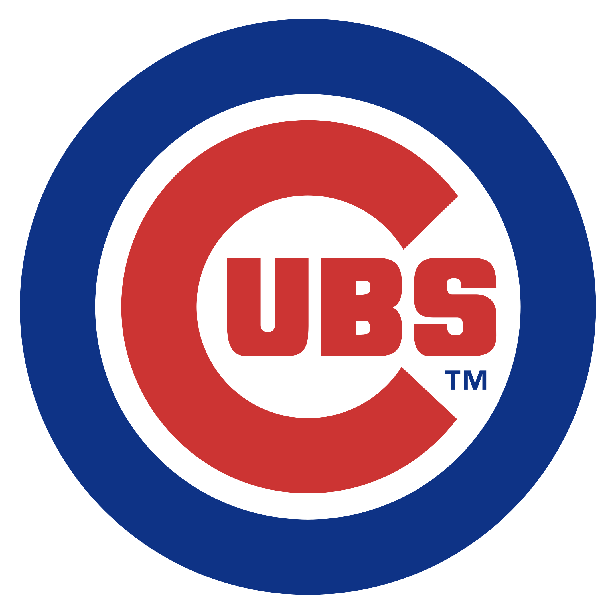 chicago cubs logo 1 - Chicago Cubs Logo