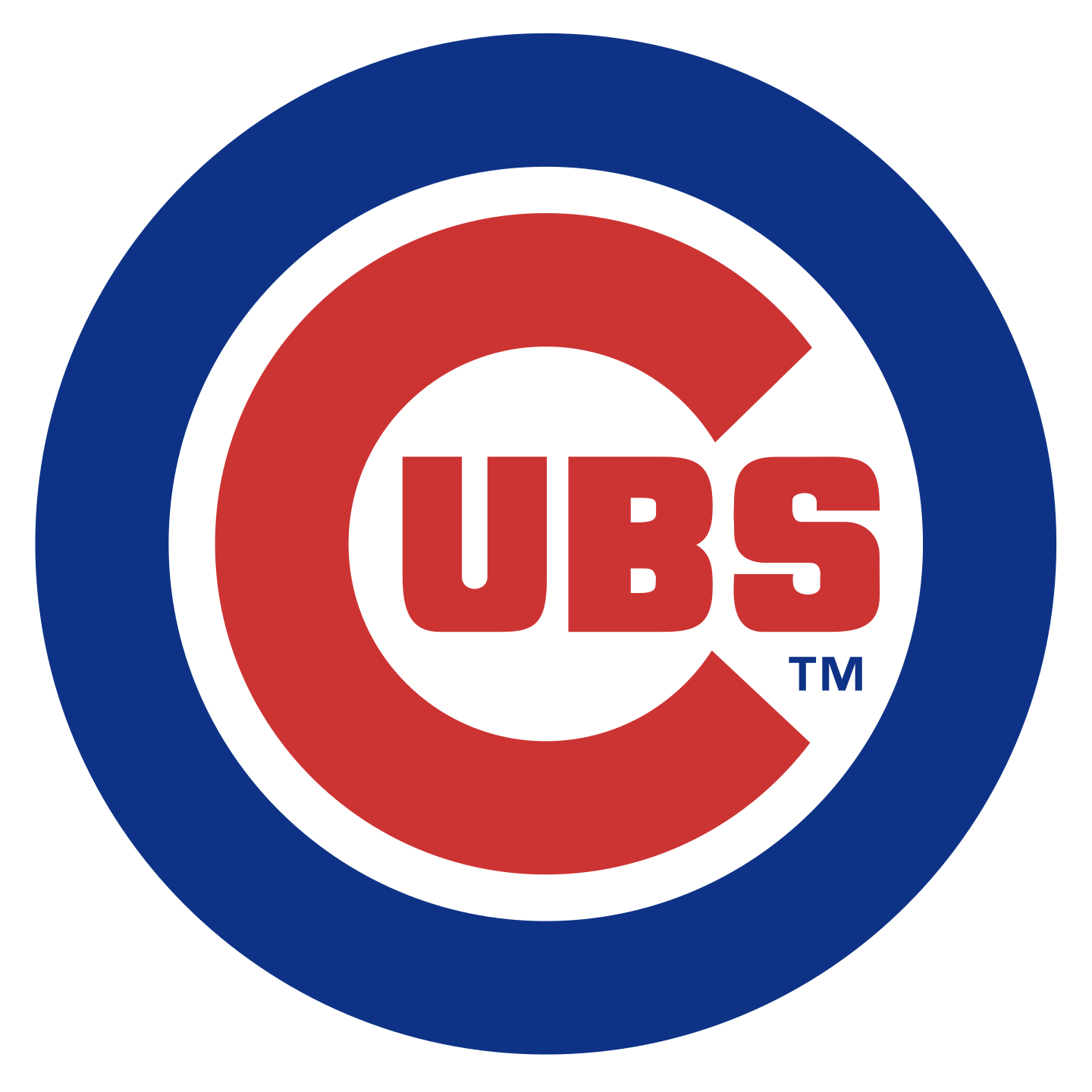 chicago cubs logo 2 - Chicago Cubs Logo