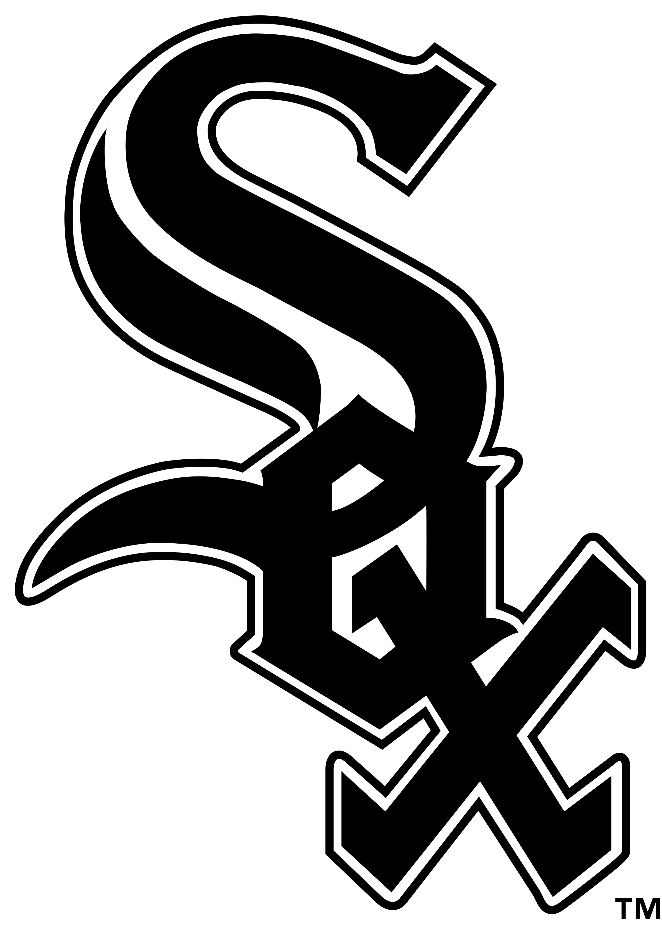chicago white sox logo 1 - Chicago White Sox Logo