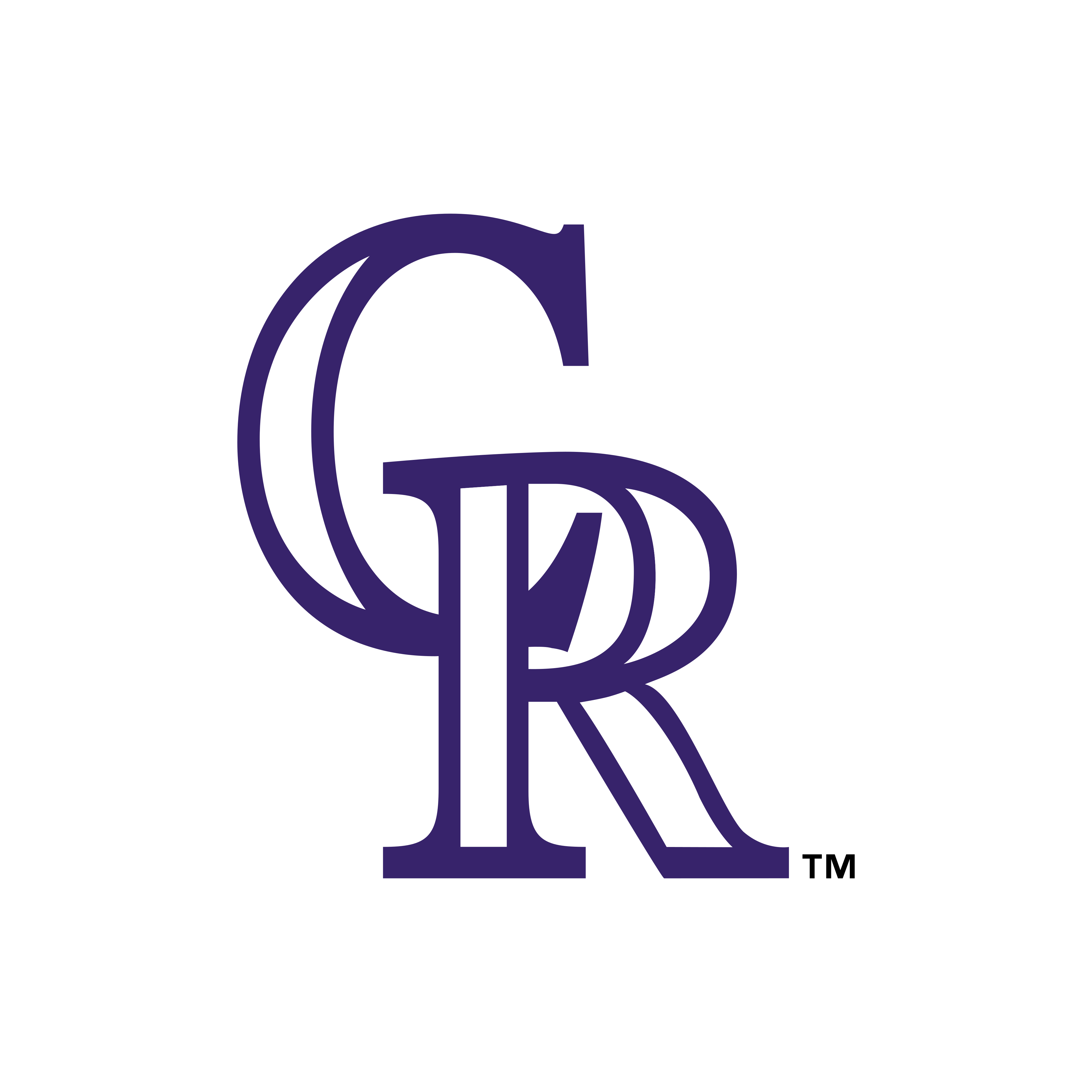 colorado rockies logo 0 - Colorado Rockies Logo