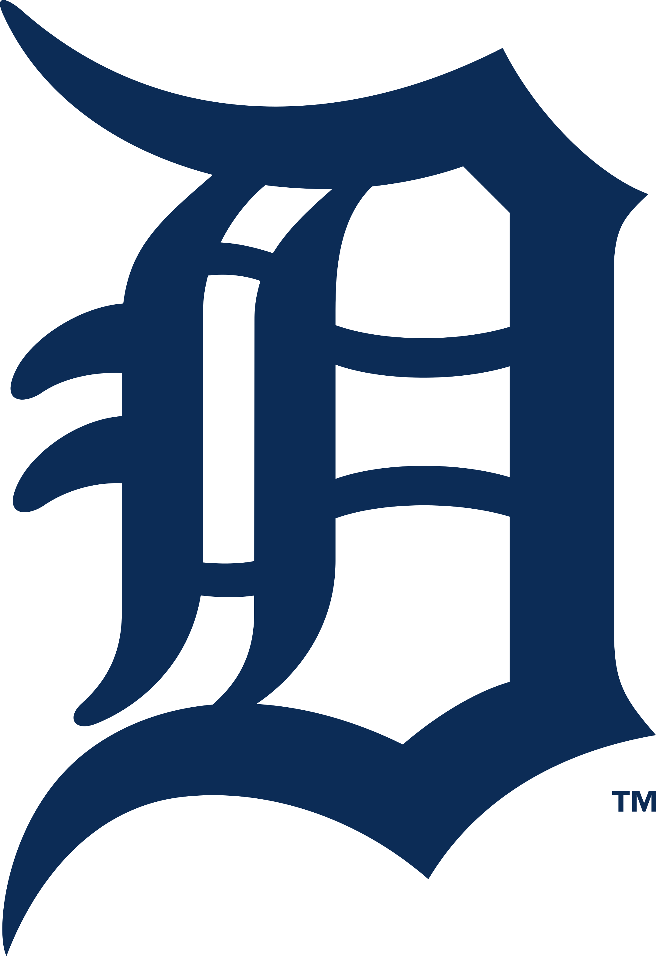 detroit tigers logo 1 - Detroit Tigers Logo