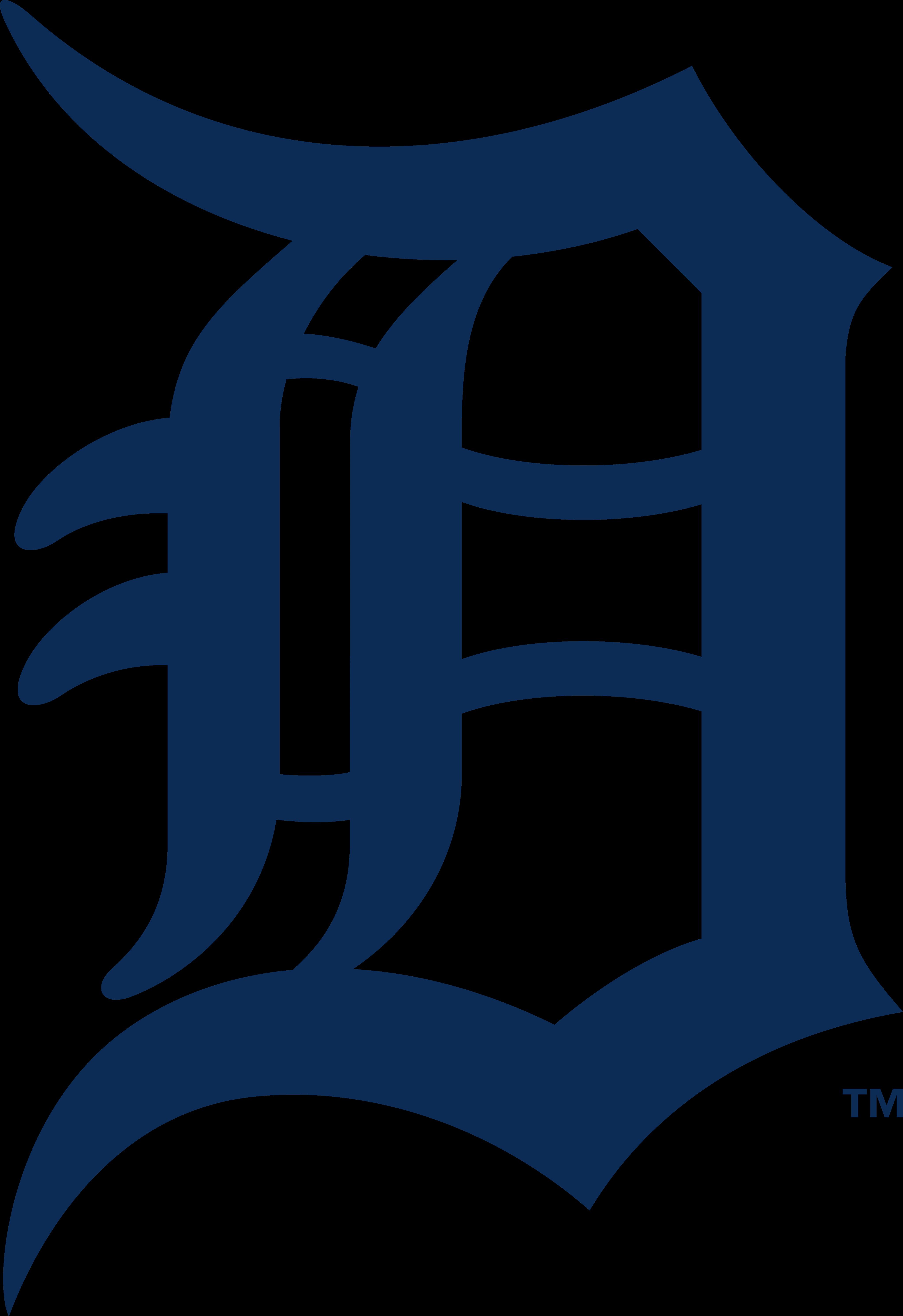 Detroit Tigers Logo.