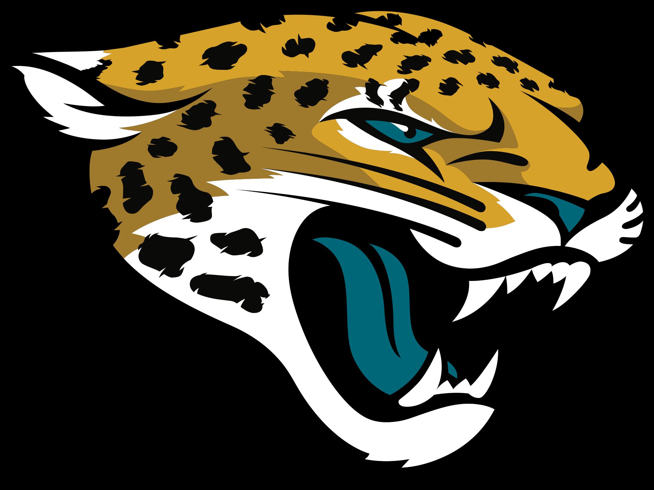 jacksonville jaguars logo 1 - Jacksonville Jaguars Logo